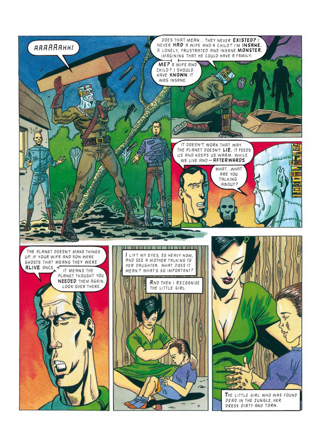 Read online The Complete Bad Company comic -  Issue # TPB - 318