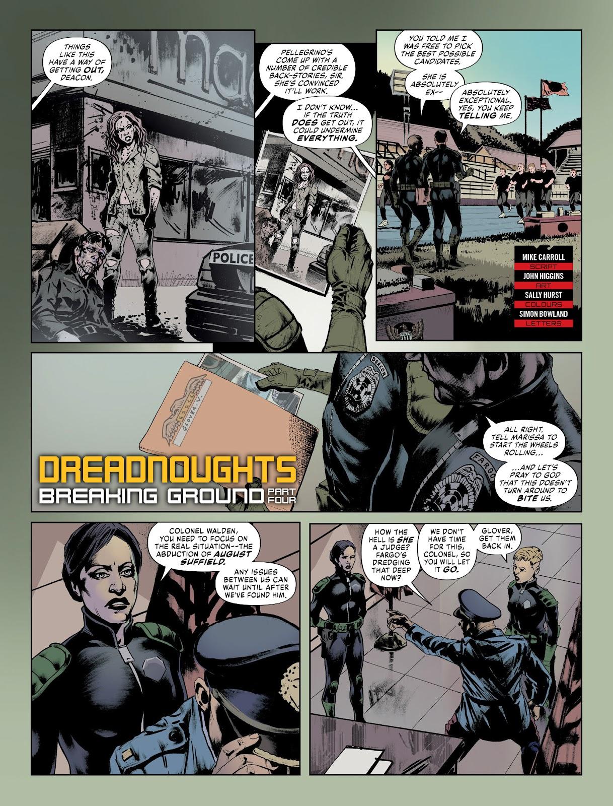 Judge Dredd Megazine (Vol. 5) issue 427 - Page 31