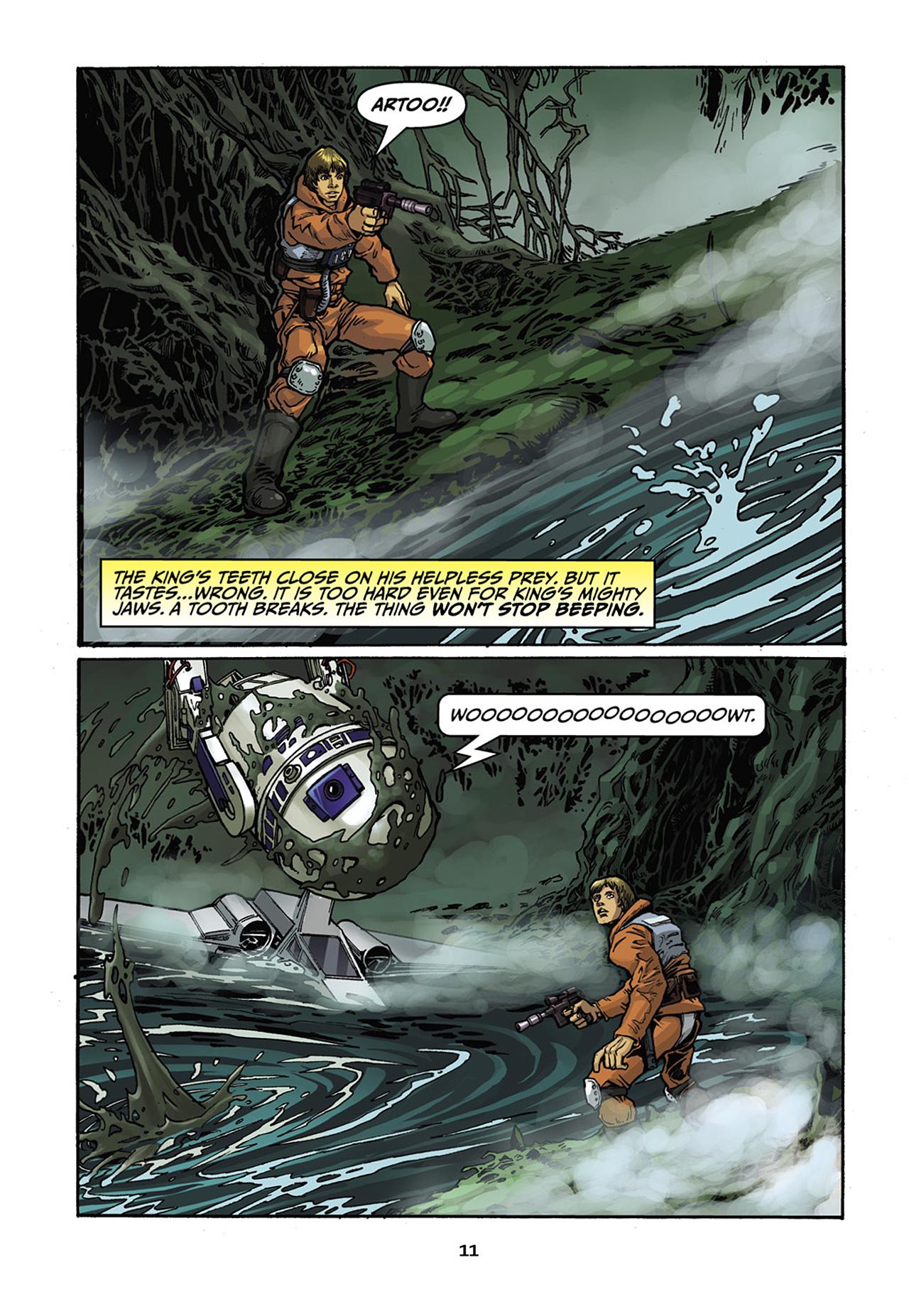 Read online Star Wars Omnibus comic -  Issue # Vol. 33 - 173
