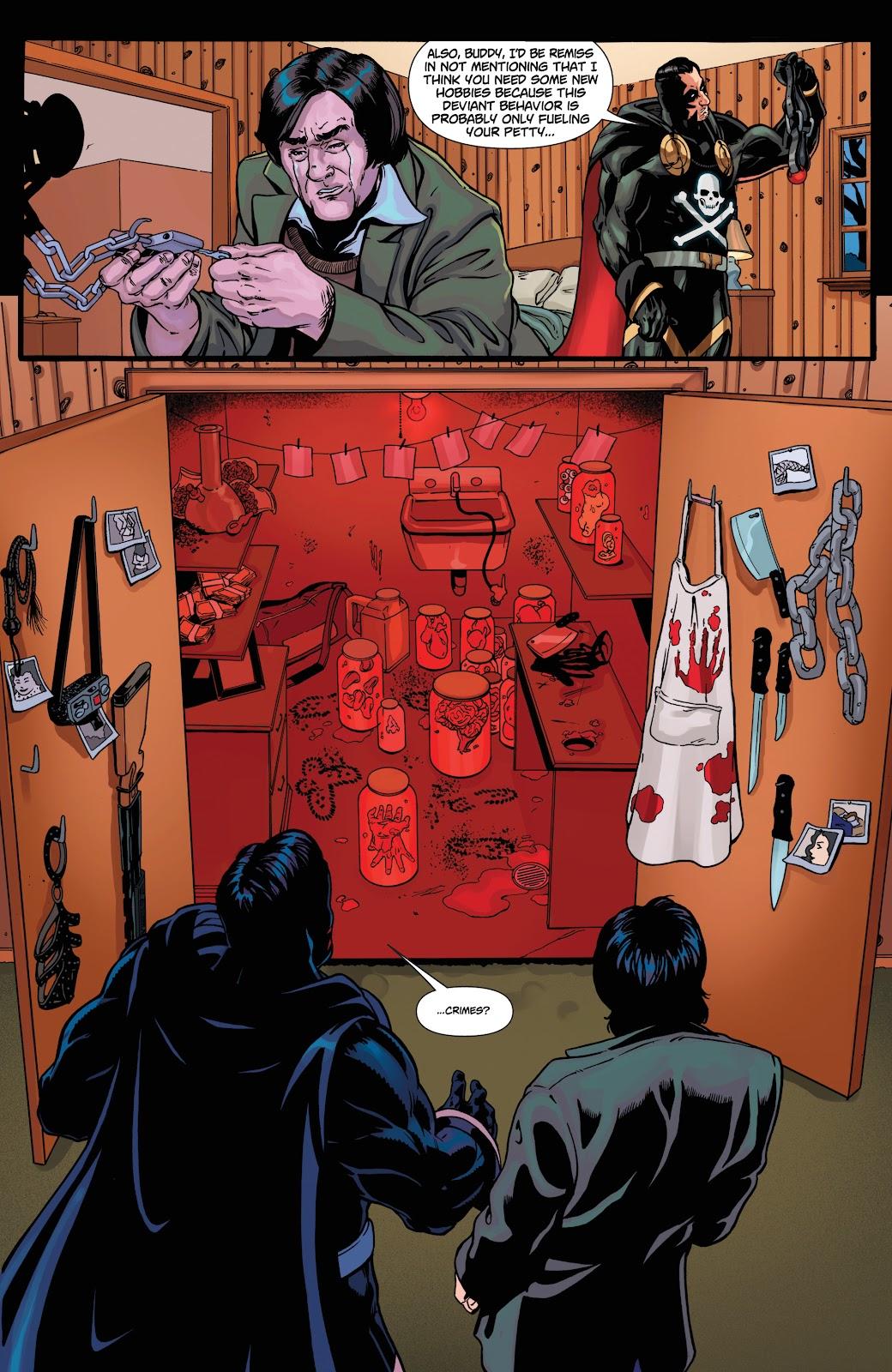 Read online Black Terror (2019) comic -  Issue # Full - 18