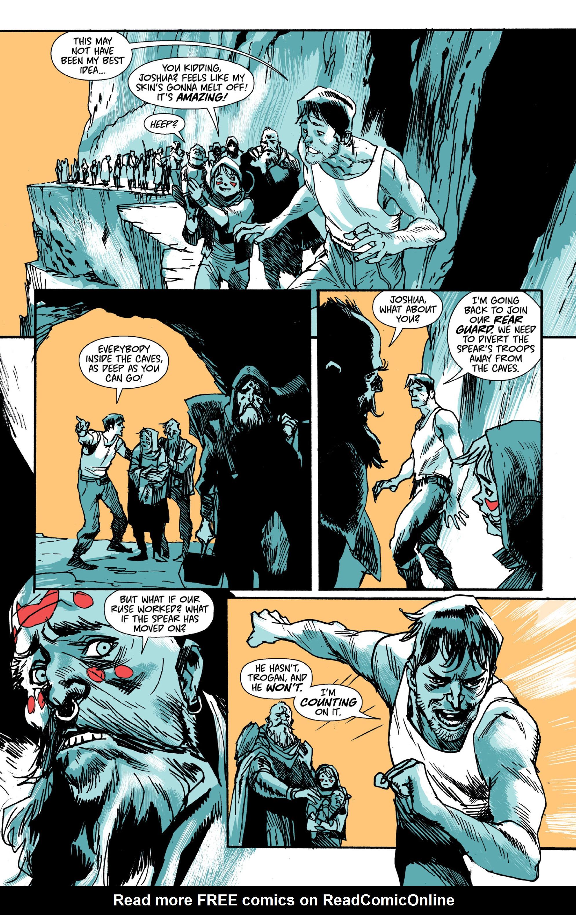 Read online Ei8ht comic -  Issue # TPB - 108