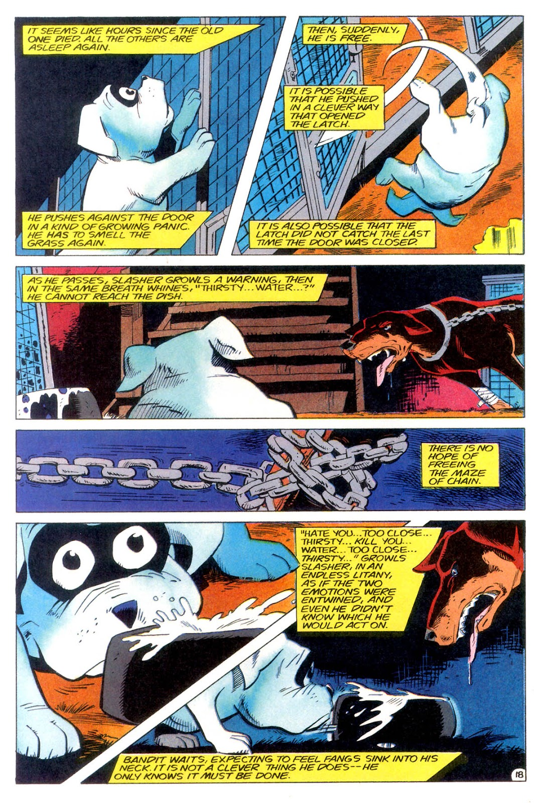 Jonny Quest (1986) issue 11 - Page 21