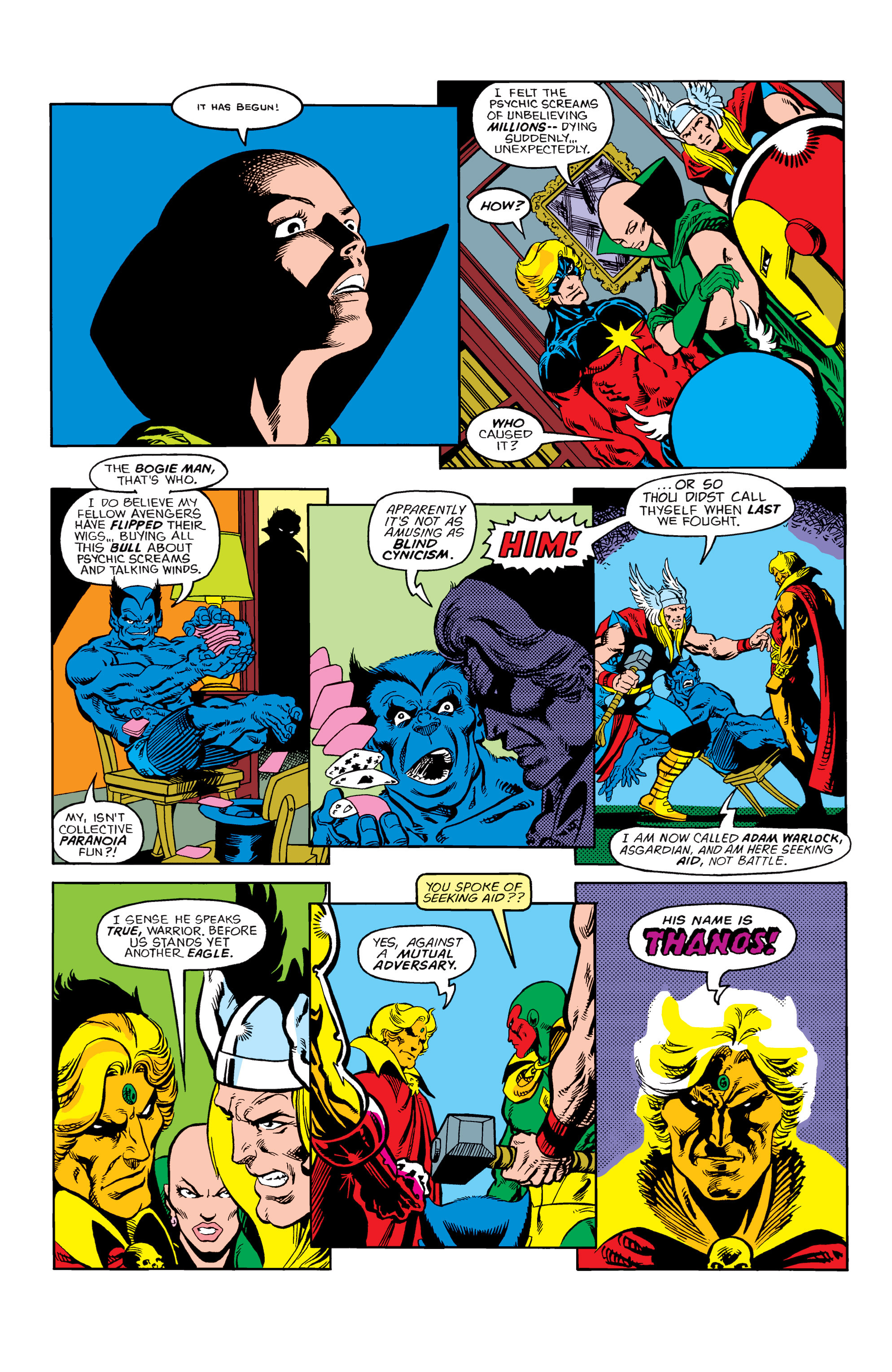 The Avengers (1963) _Annual_7 Page 8