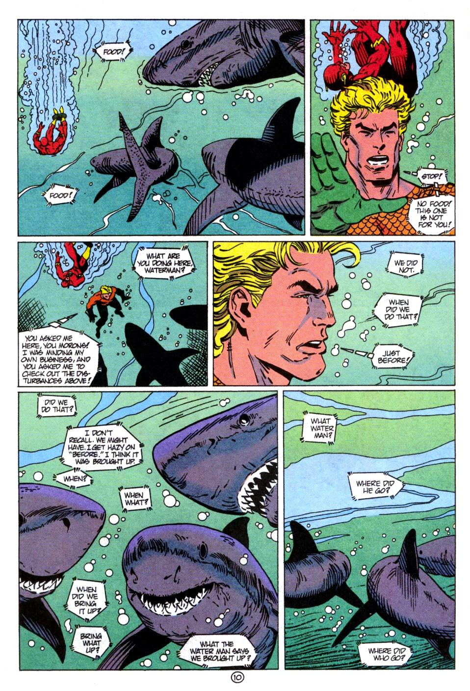 Read online Aquaman: Time and Tide comic -  Issue #1 - 11