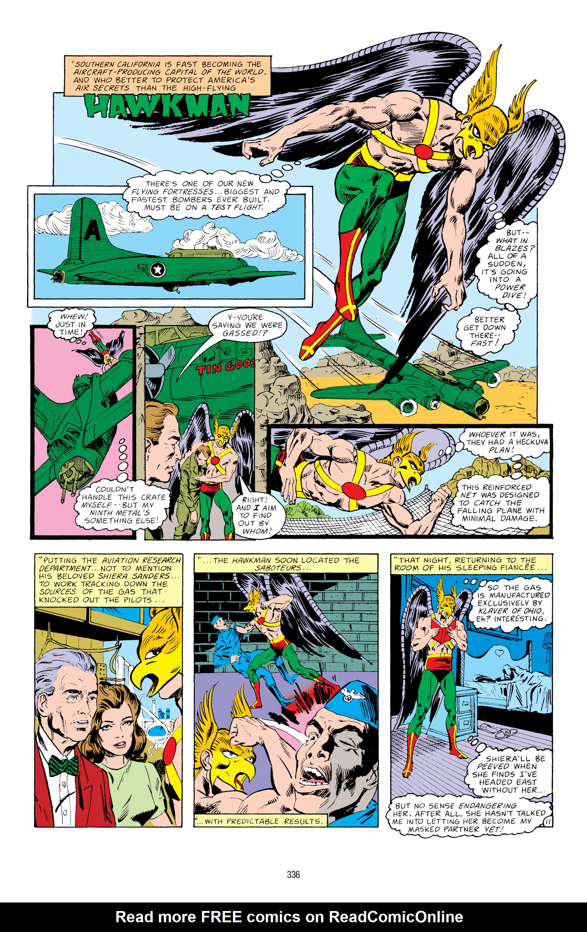 Read online All-Star Squadron comic -  Issue #67 - 12