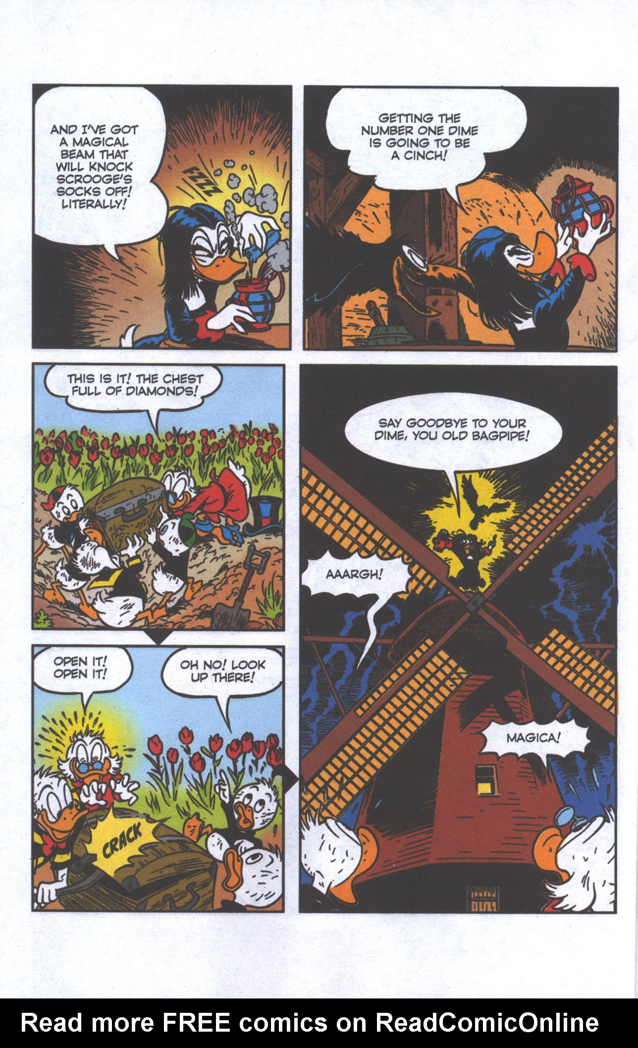 Read online Uncle Scrooge (1953) comic -  Issue #385 - 27