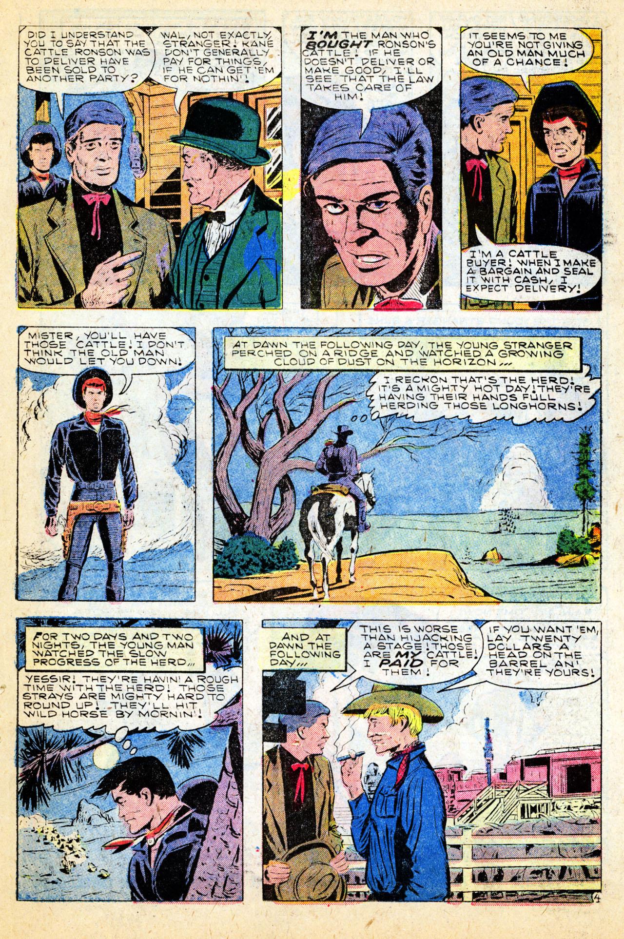 Read online Two-Gun Kid comic -  Issue #26 - 22