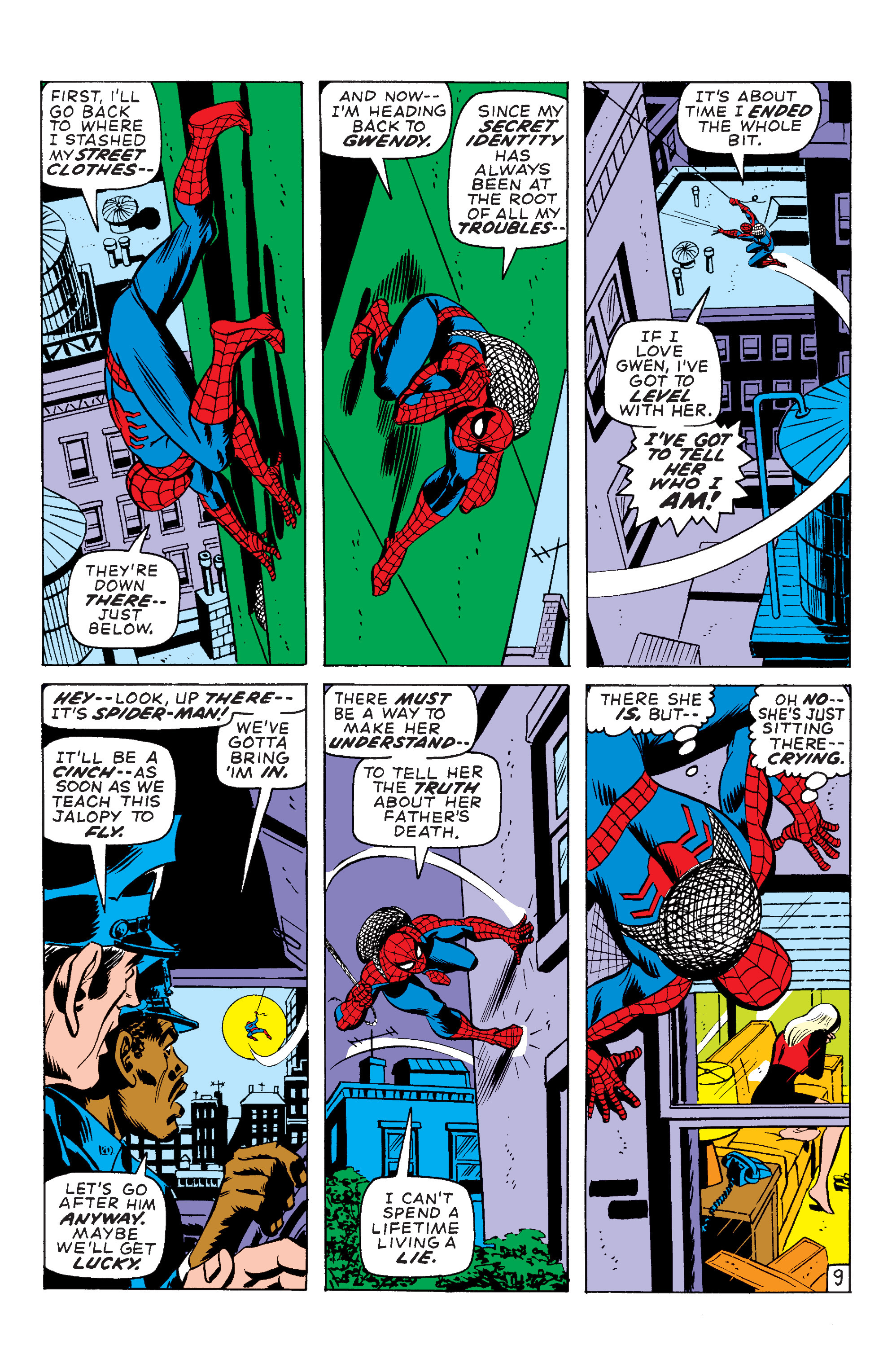 The Amazing Spider-Man (1963) 93 Page 9