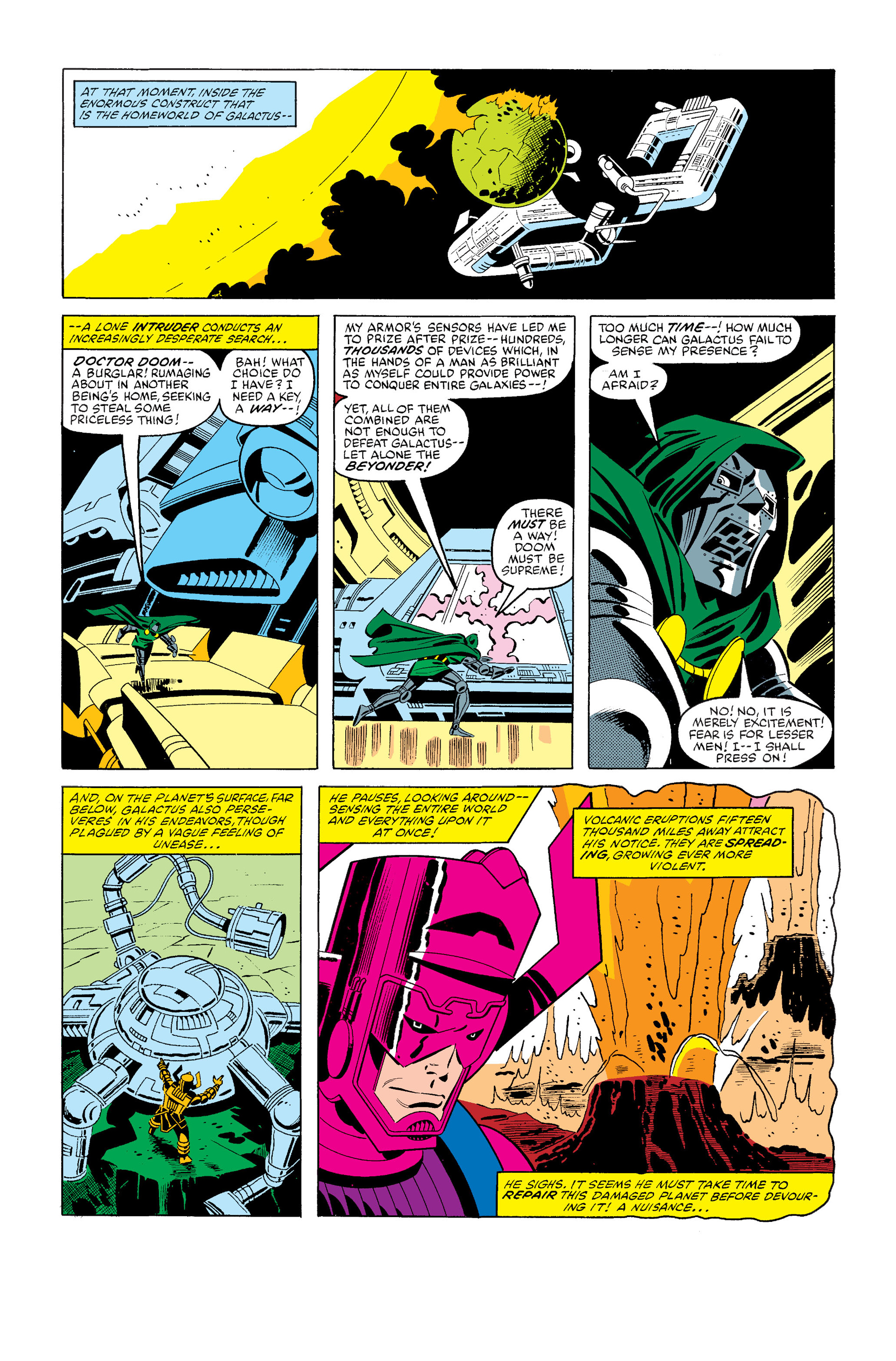 Read online Secret Wars (1985) comic -  Issue #7 - 14