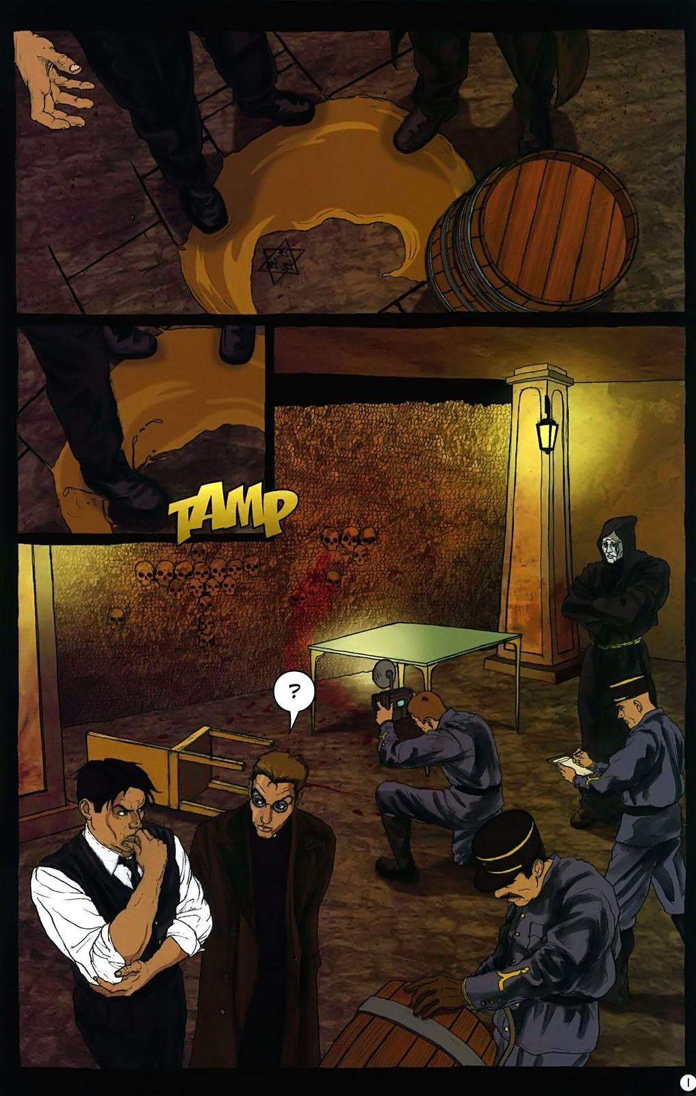 Read online Rex Mundi comic -  Issue #15 - 5