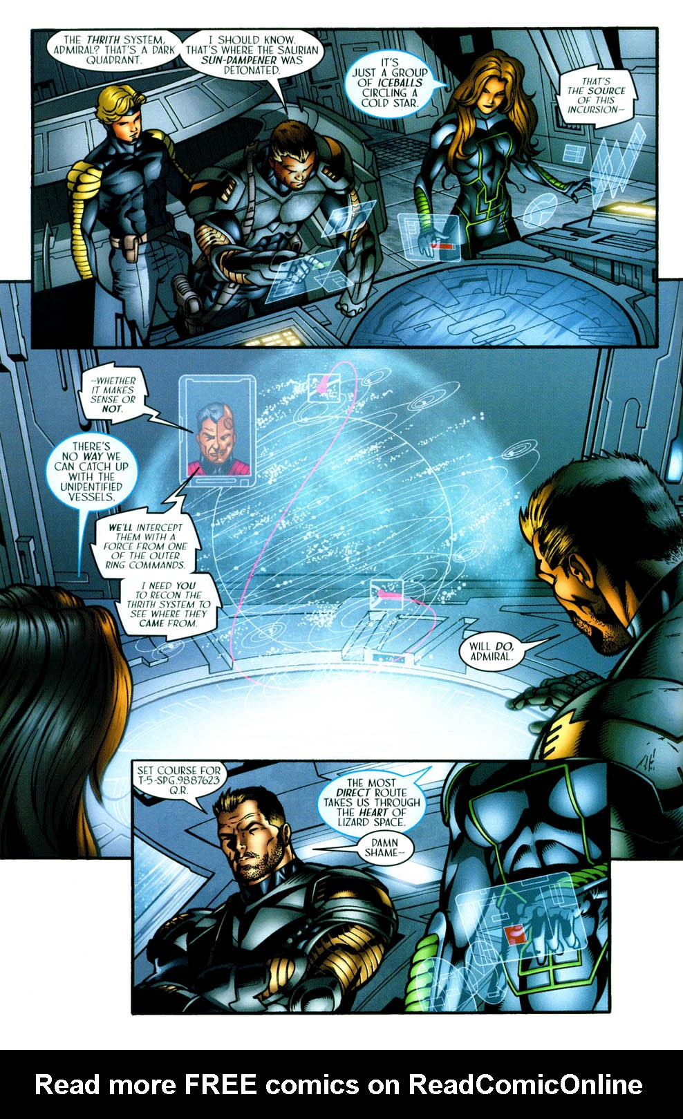 Read online Sigil (2000) comic -  Issue #36 - 13