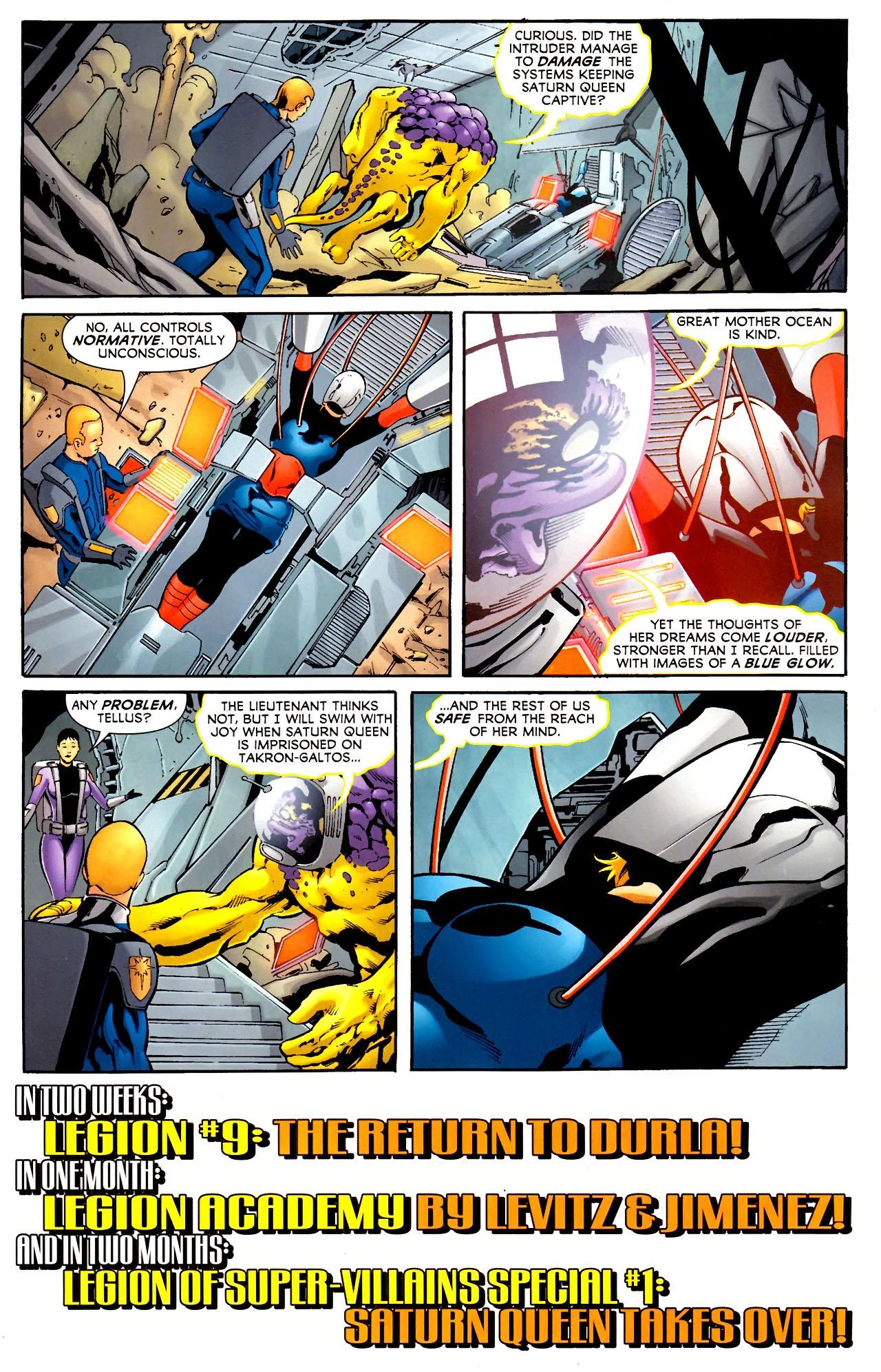 Read online Adventure Comics (1938) comic -  Issue #522 - 21