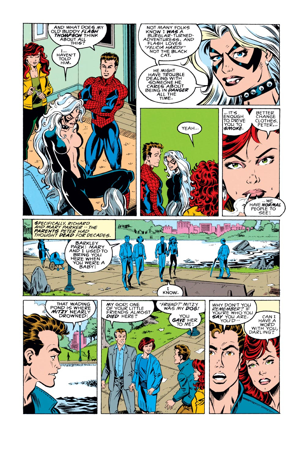 The Amazing Spider-Man (1963) 371 Page 3