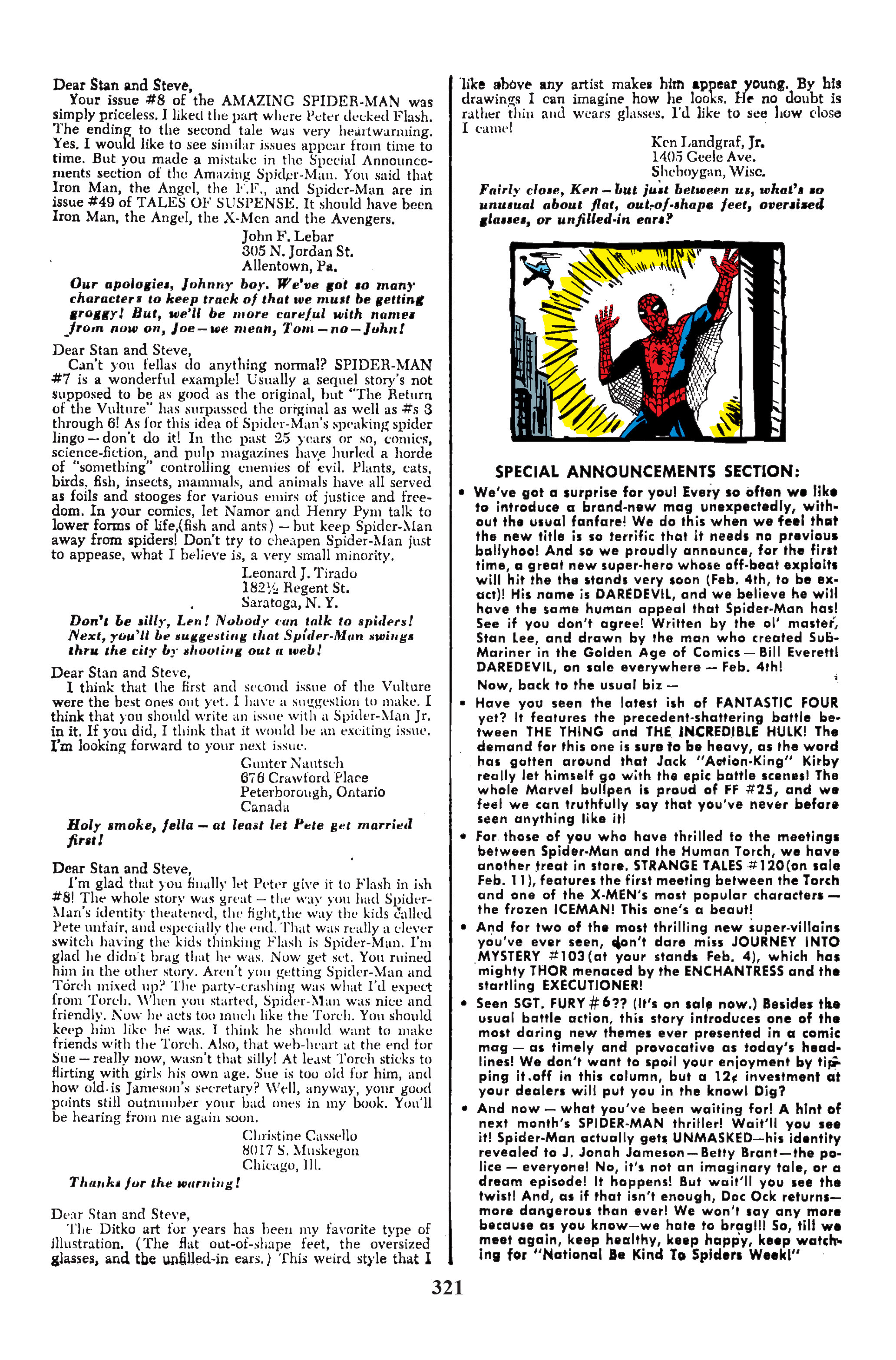 The Amazing Spider-Man (1963) 11 Page 23