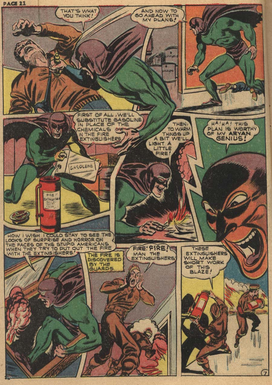 Zip Comics issue 31 - Page 22