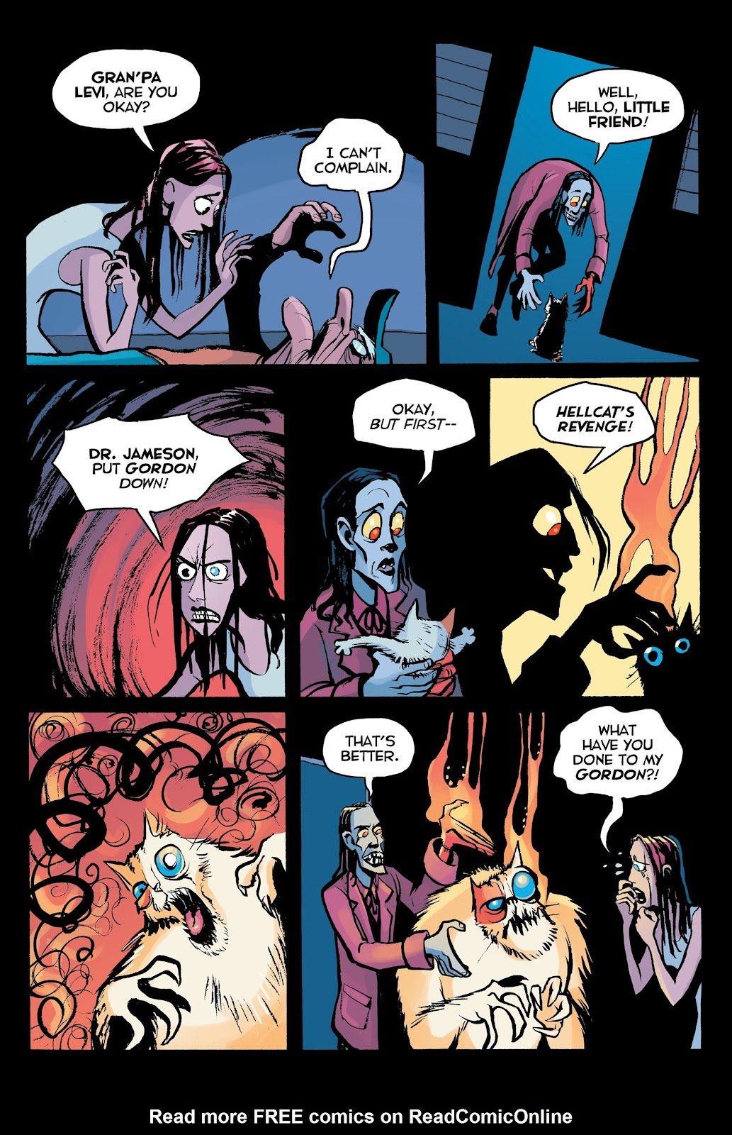 Read online Creature Tech (2019) comic -  Issue # TPB (Part 2) - 55