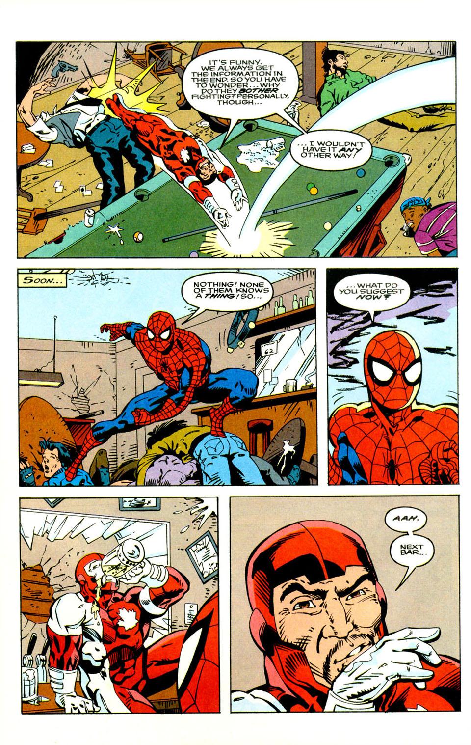 Read online Alpha Flight (1983) comic -  Issue #121 - 11