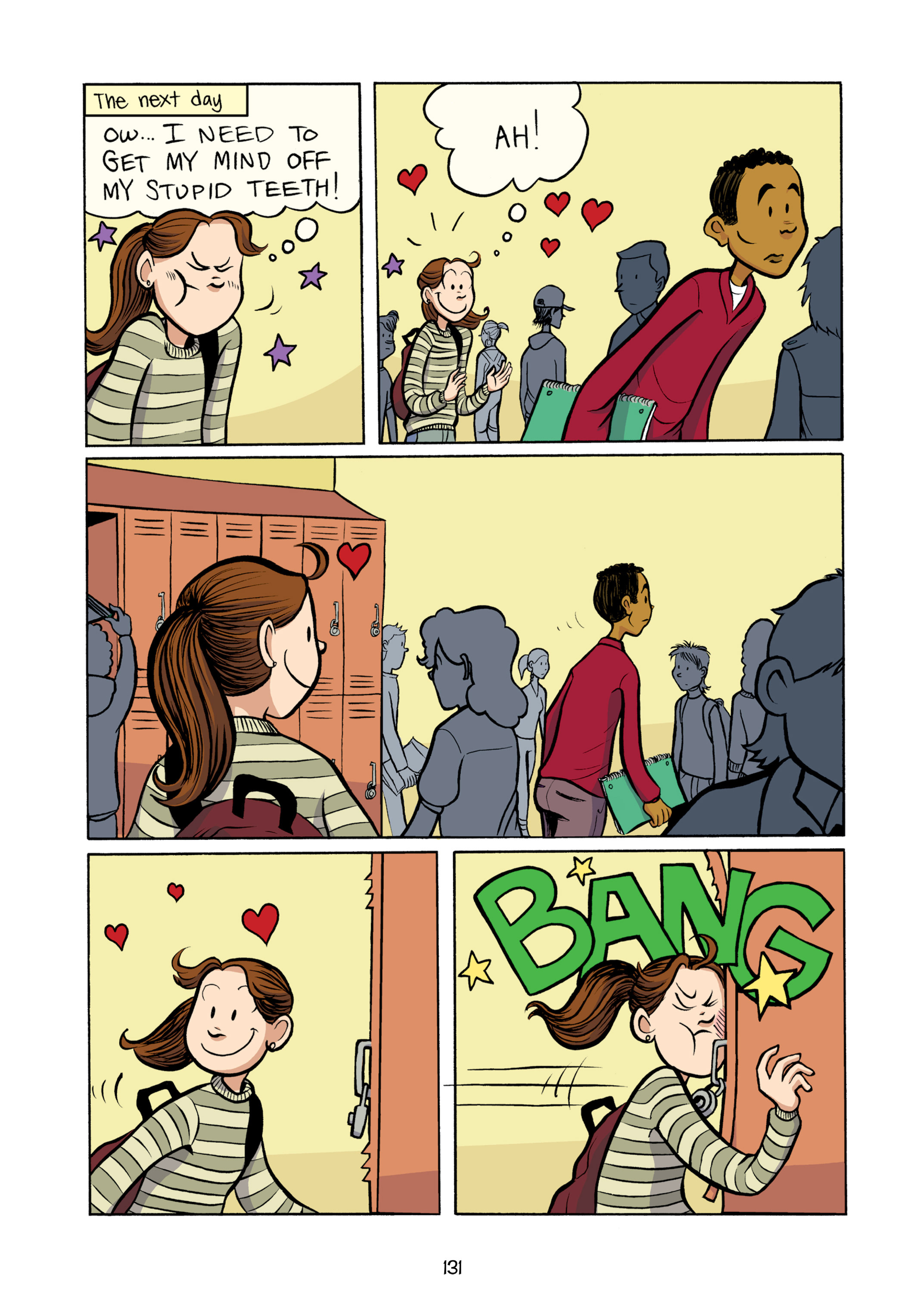 Read online Smile comic -  Issue # TPB - 137