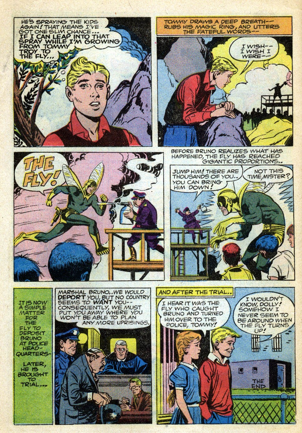 The Fly (1959) issue 3 - Page 8