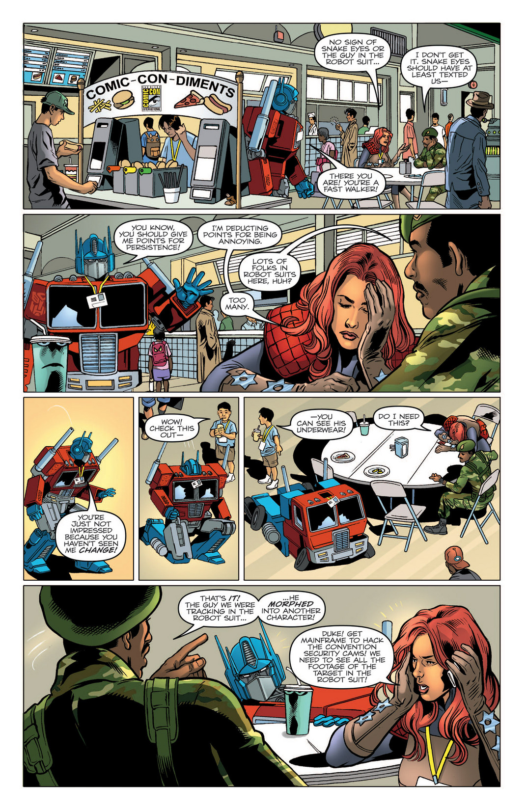 G.I. Joe: A Real American Hero 180 Page 19