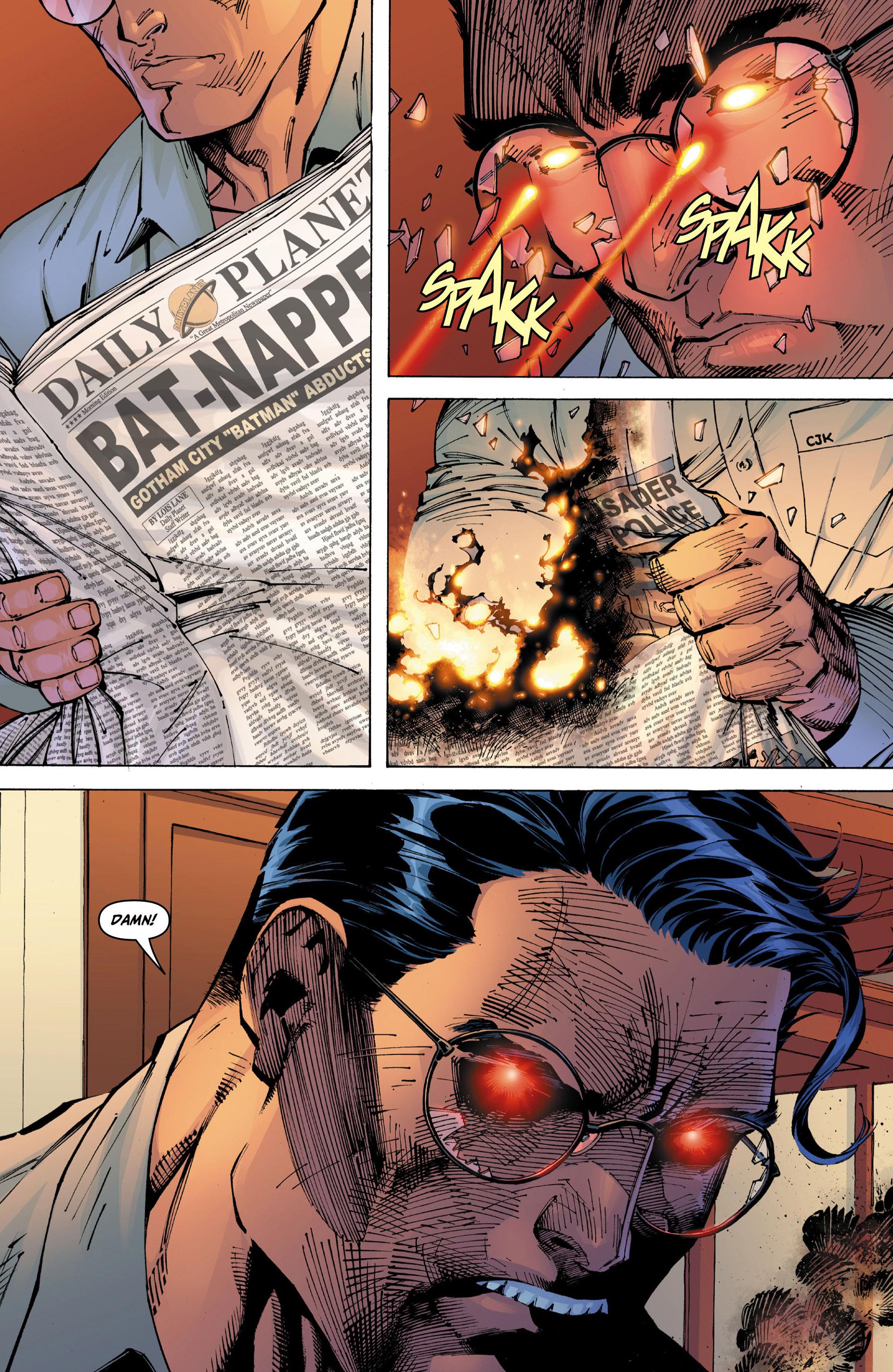 Read online All Star Batman & Robin, The Boy Wonder comic -  Issue #3 - 20
