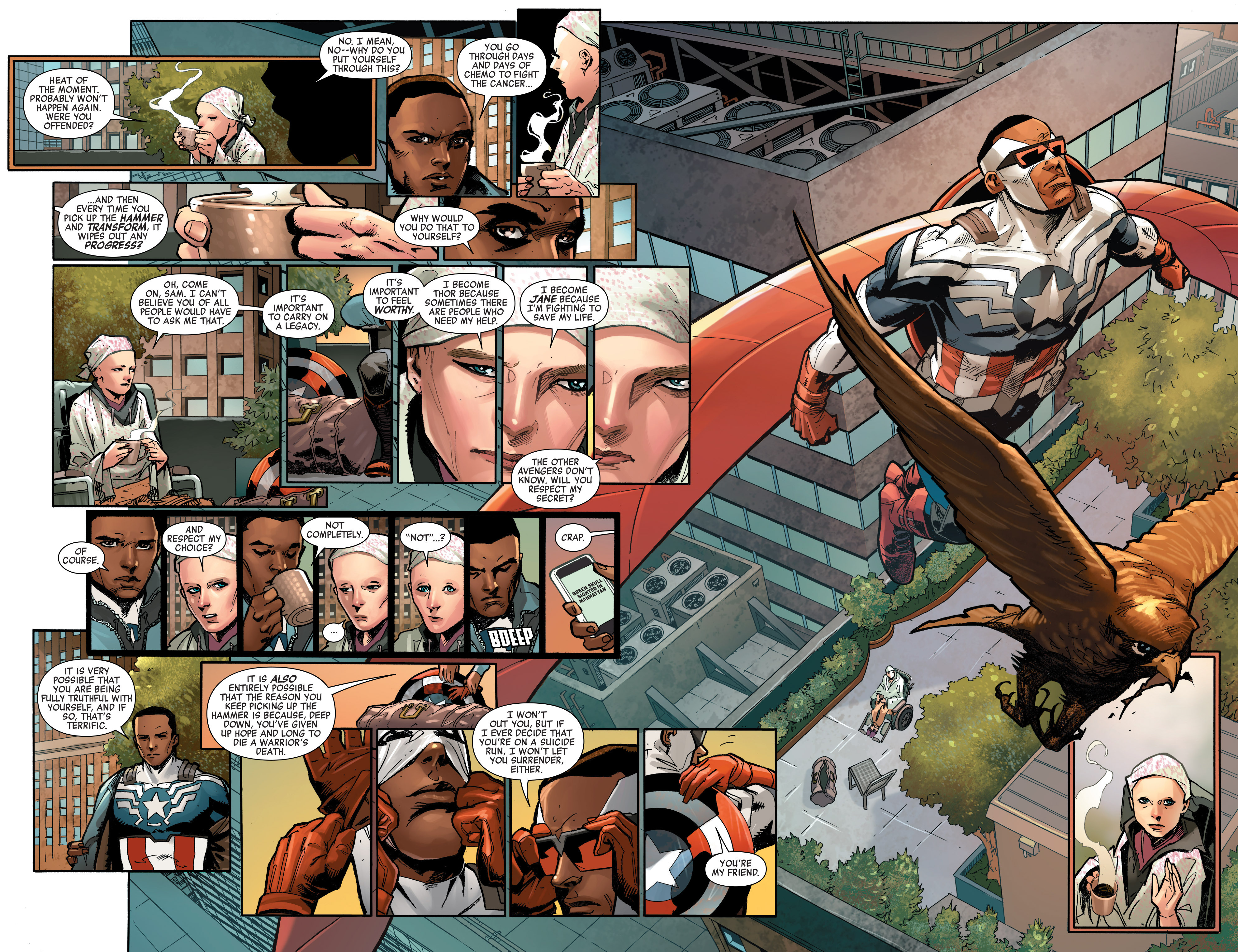 Read online All-New, All-Different Avengers comic -  Issue #7 - 4