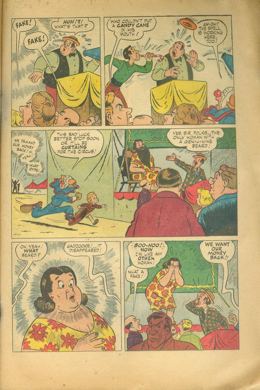 Four Color Comics issue 508 - Page 23