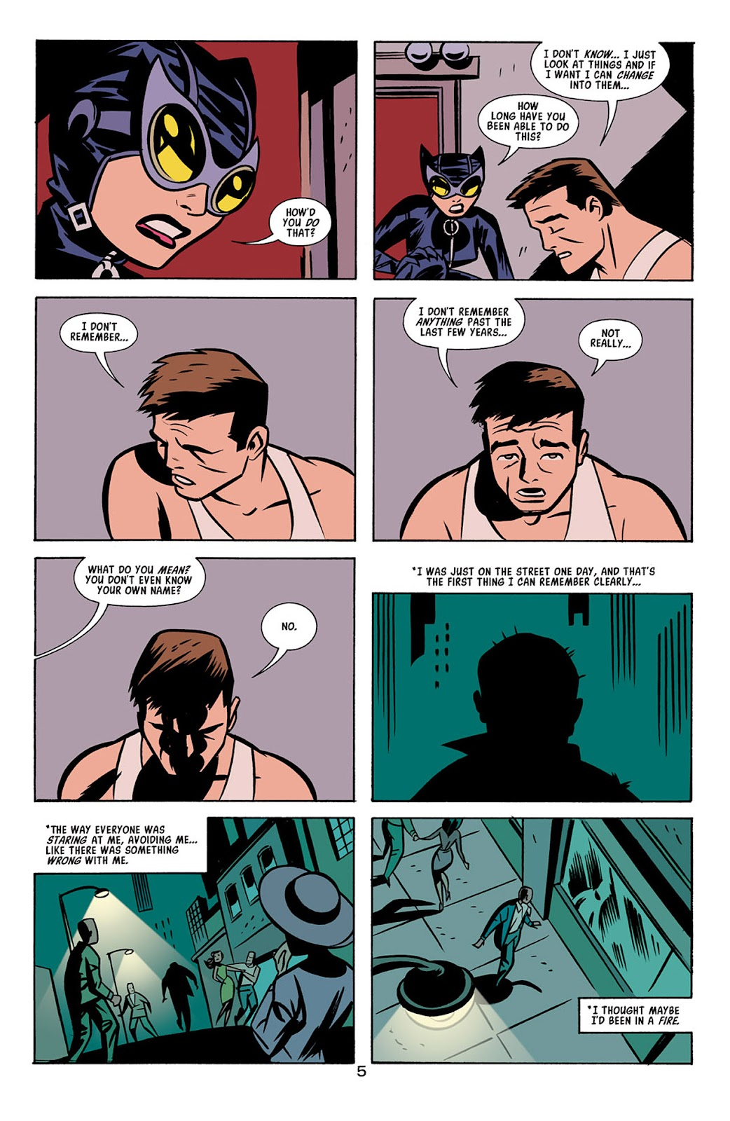 Catwoman (2002) Issue #4 #4 - English 6