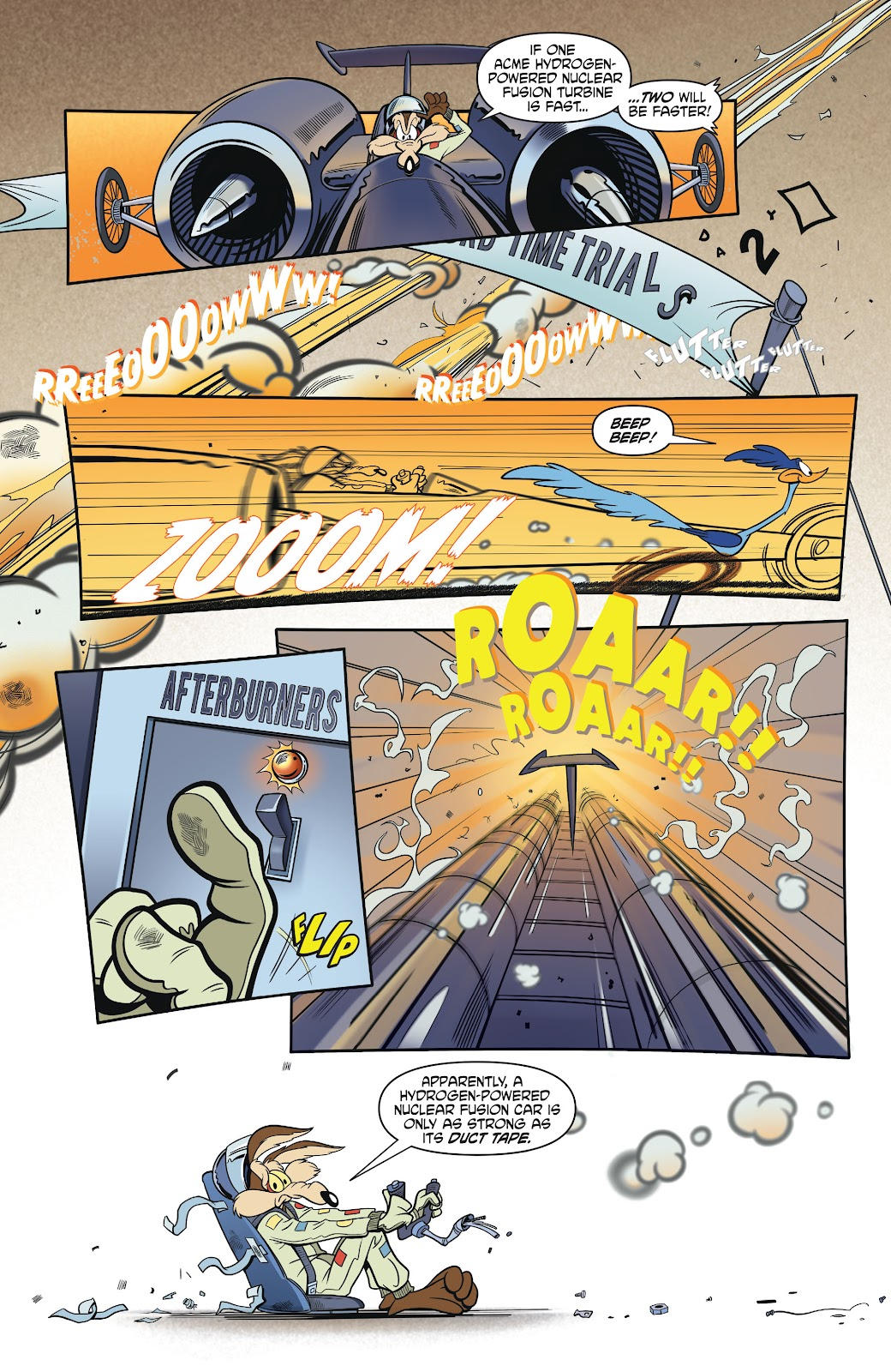 Looney Tunes (1994) issue 255 - Page 5
