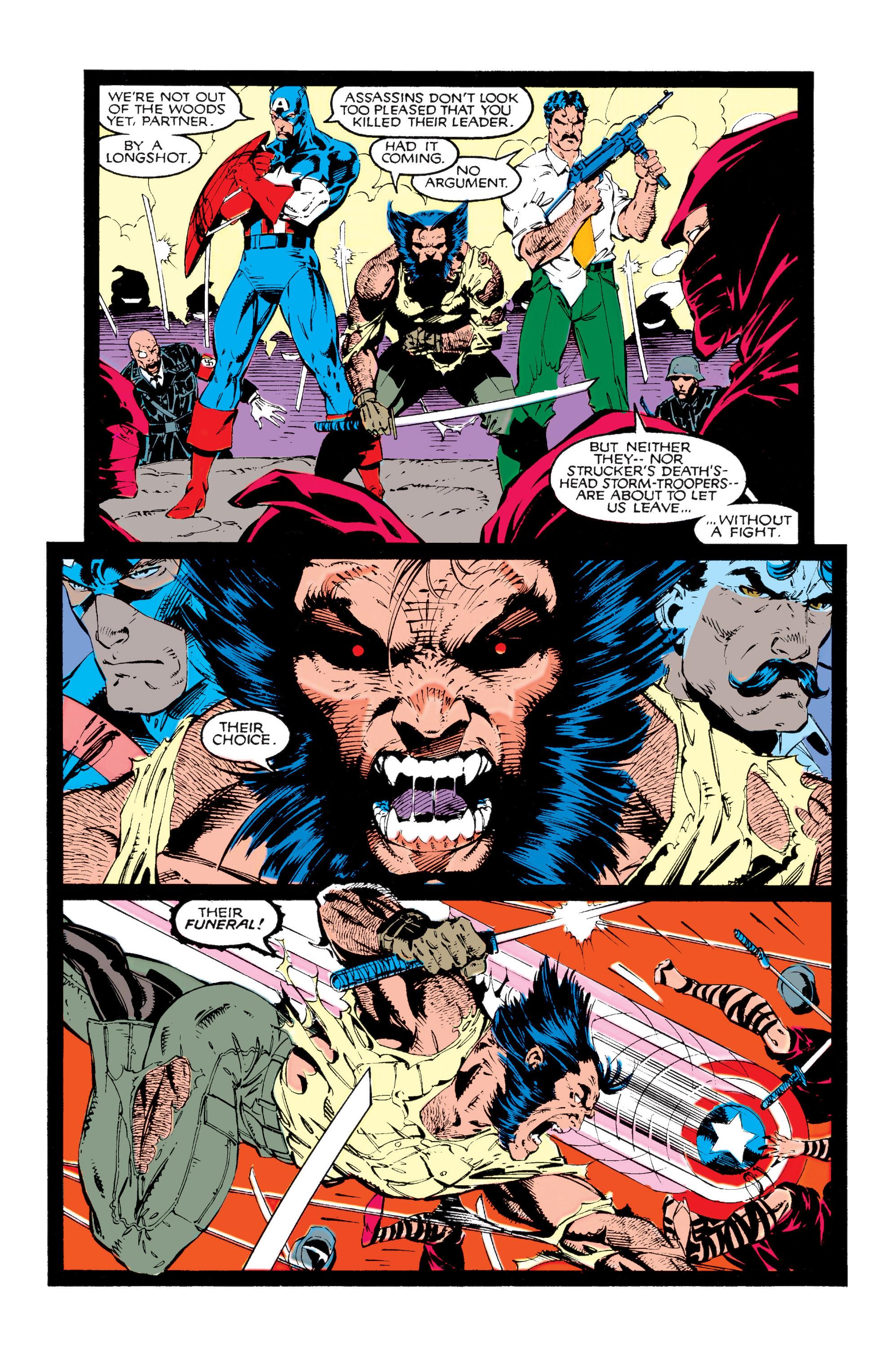 Read online Uncanny X-Men (1963) comic -  Issue #268 - 21