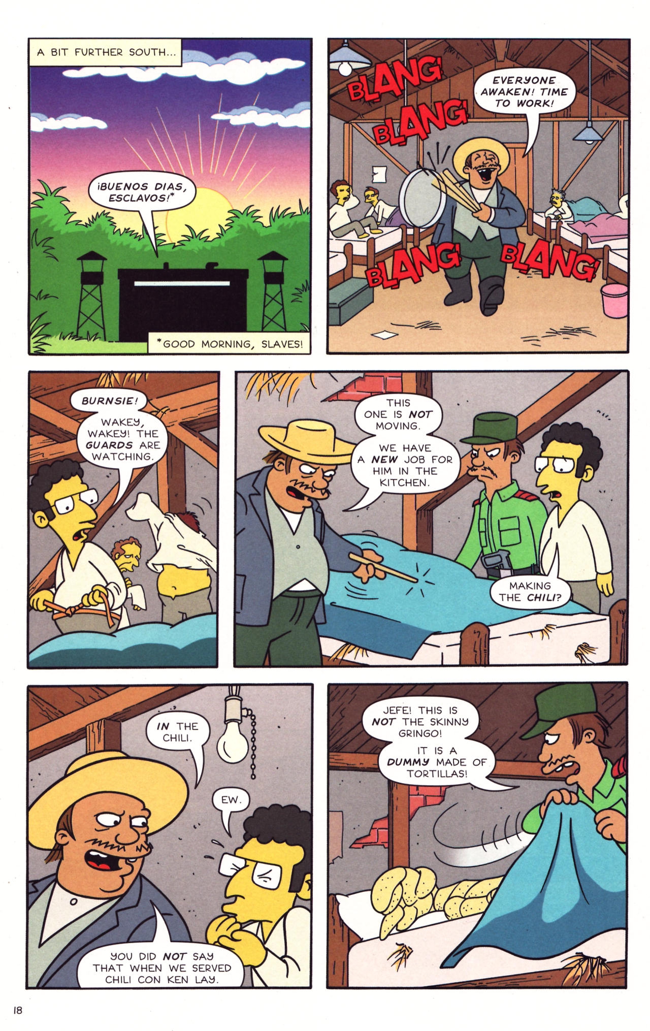 Read online Simpsons Comics comic -  Issue #133 - 15