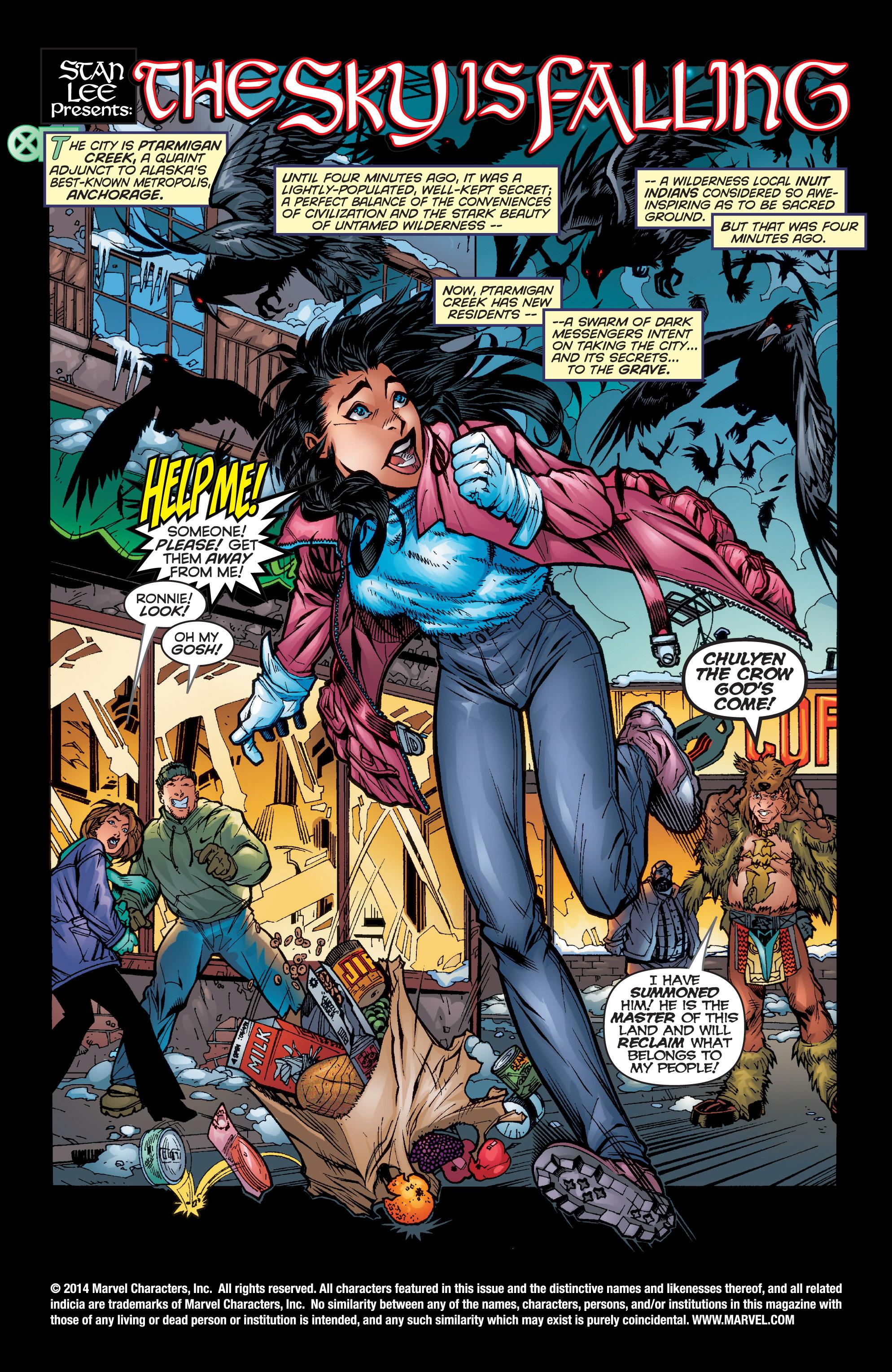 Read online Uncanny X-Men (1963) comic -  Issue #357 - 2