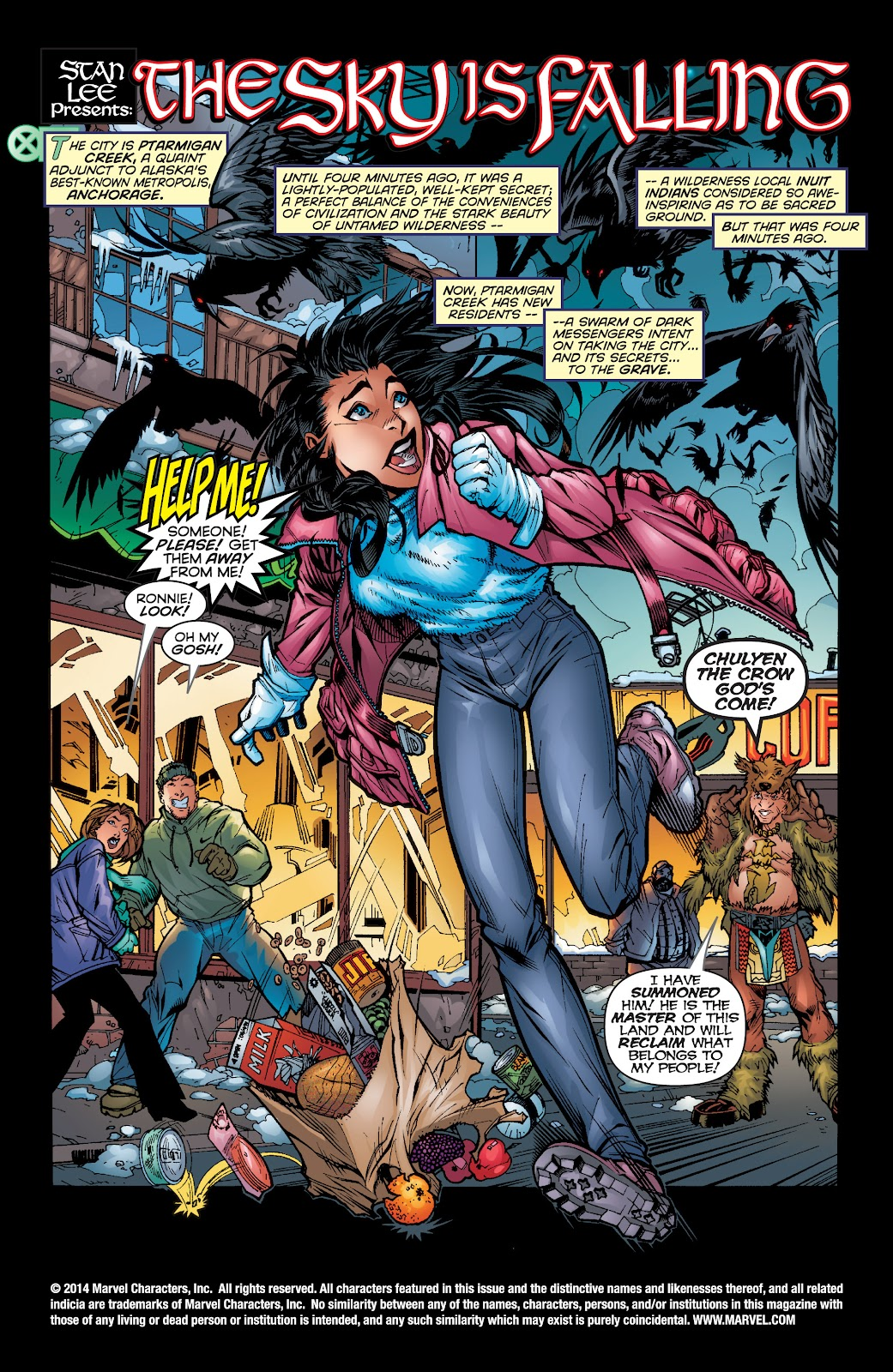 Uncanny X-Men (1963) issue 357 - Page 2