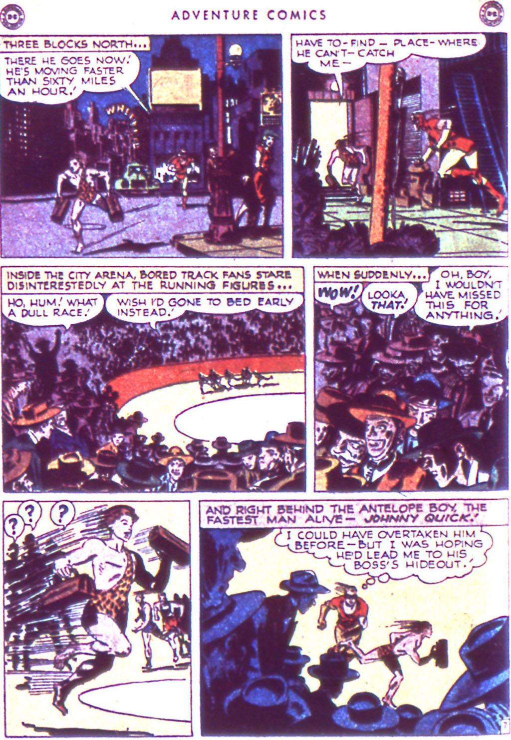 Read online Adventure Comics (1938) comic -  Issue #123 - 46