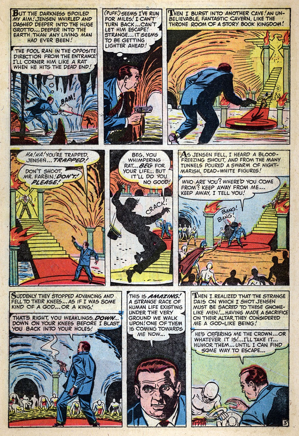 Journey Into Unknown Worlds (1950) issue 4 - Page 22