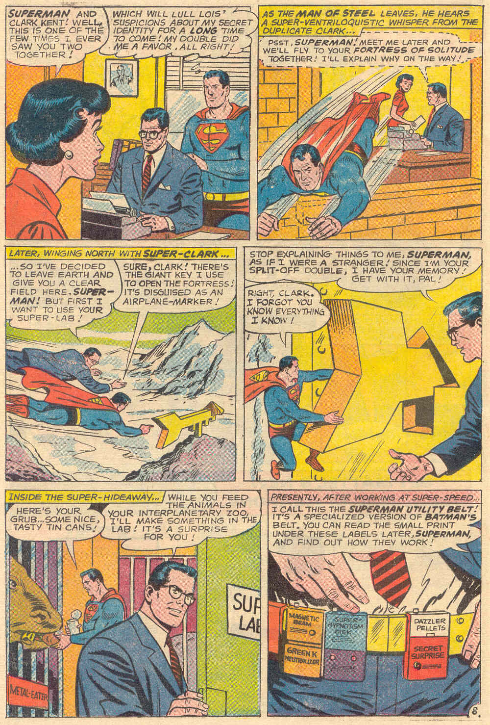 Read online Action Comics (1938) comic -  Issue #341 - 12