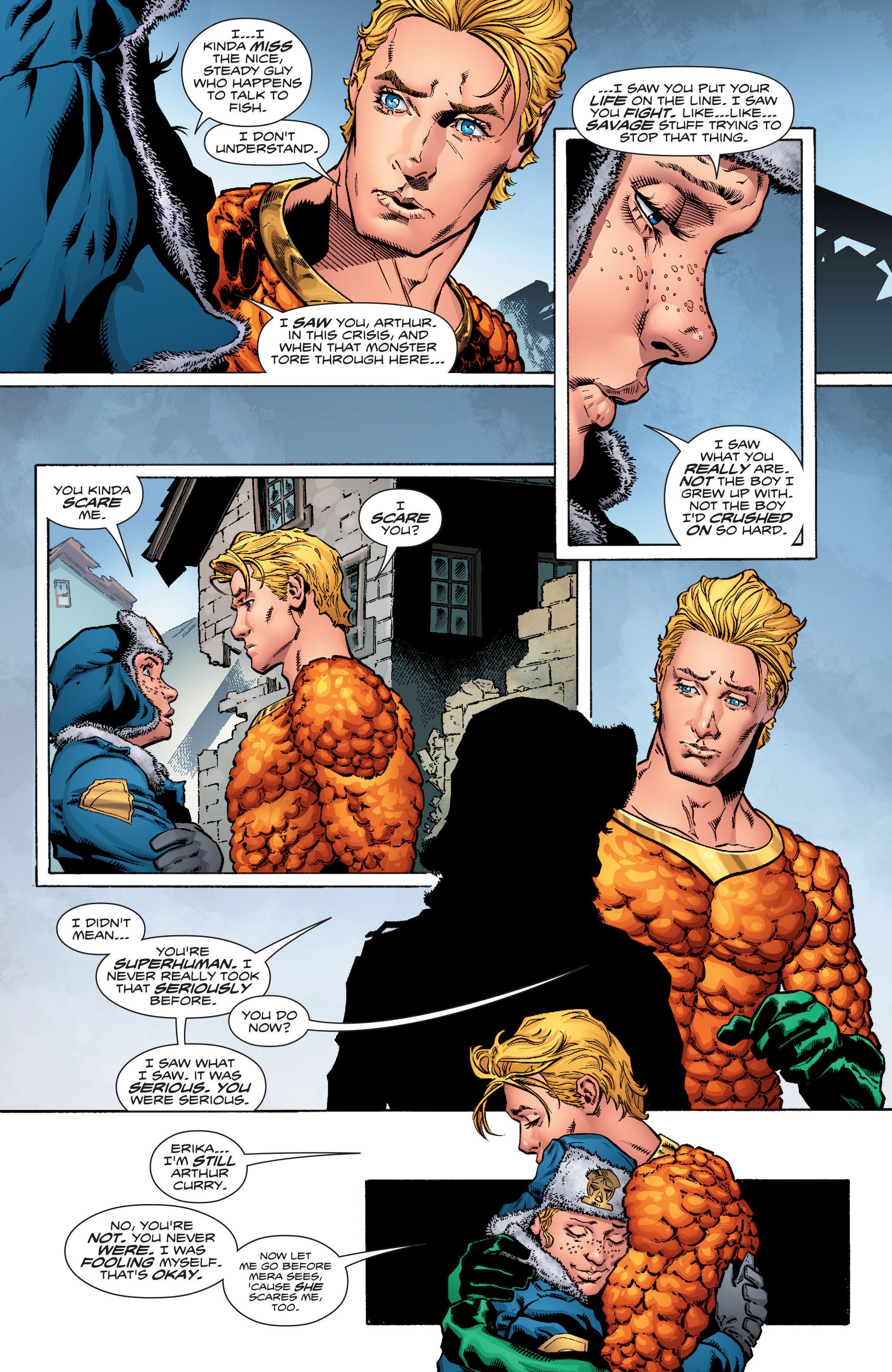 Read online Aquaman (2016) comic -  Issue #16 - 19