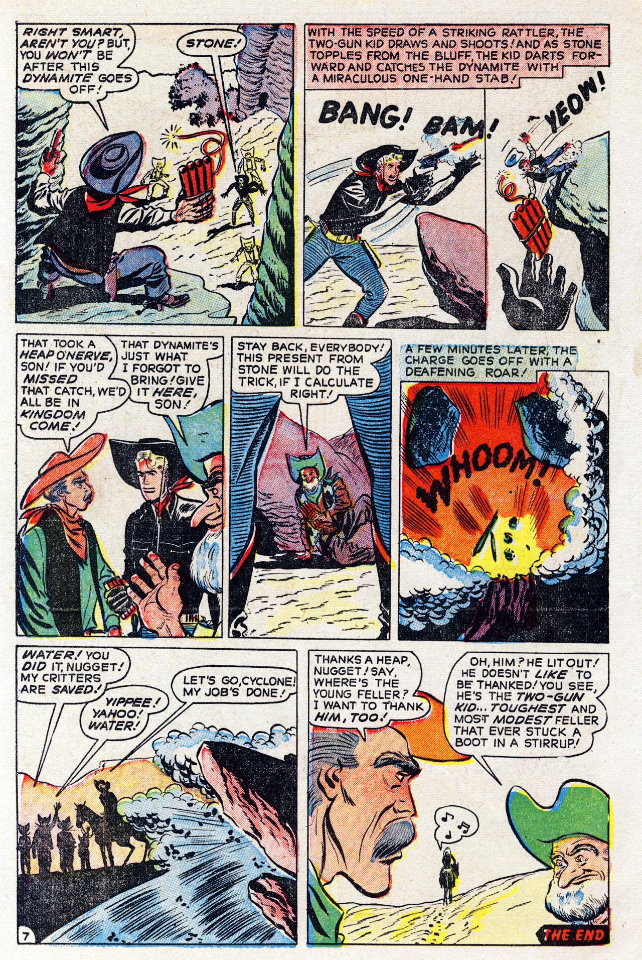 Read online Two-Gun Kid comic -  Issue #6 - 14