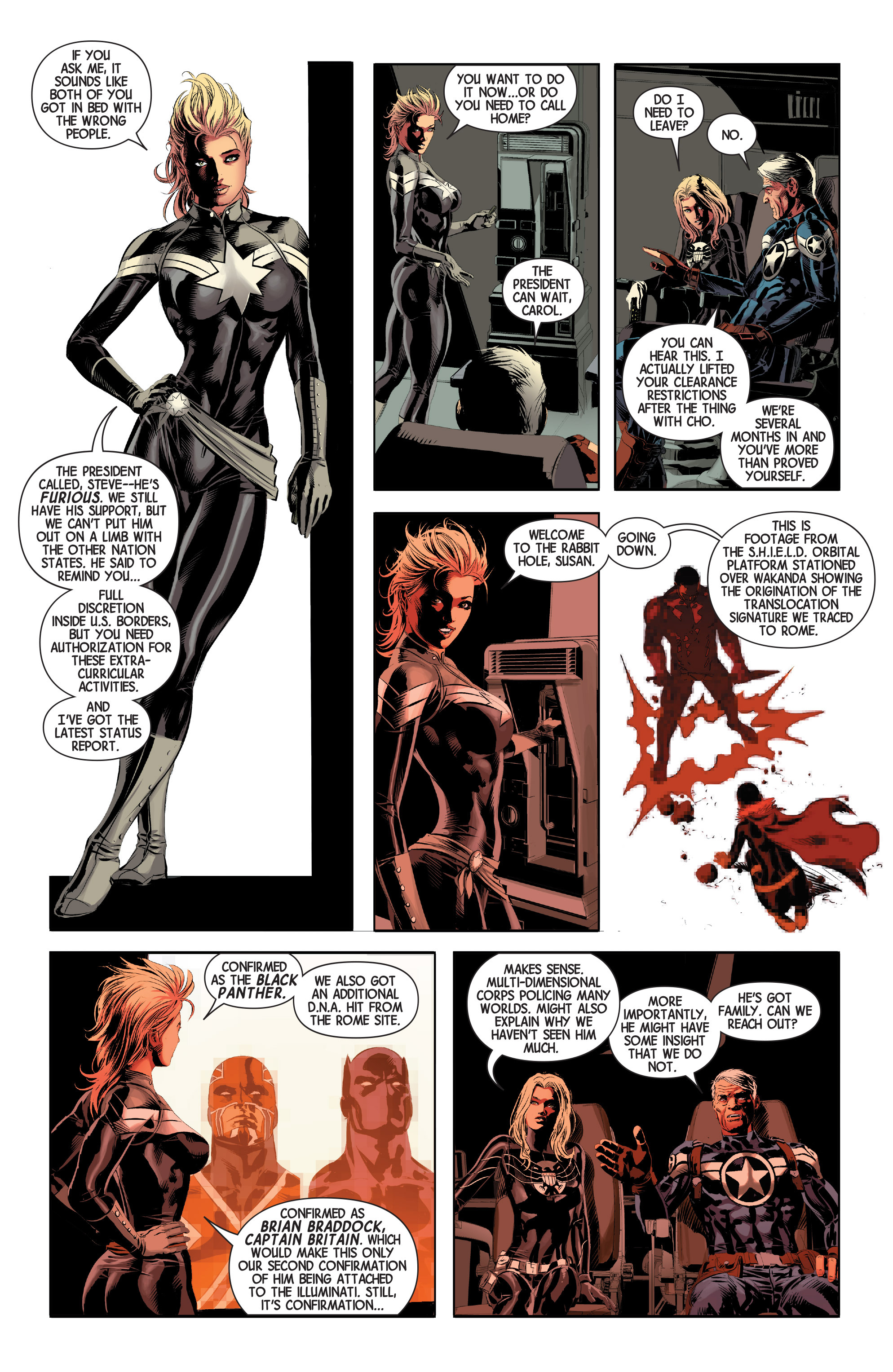 Read online Avengers (2013) comic -  Issue #37 - 20