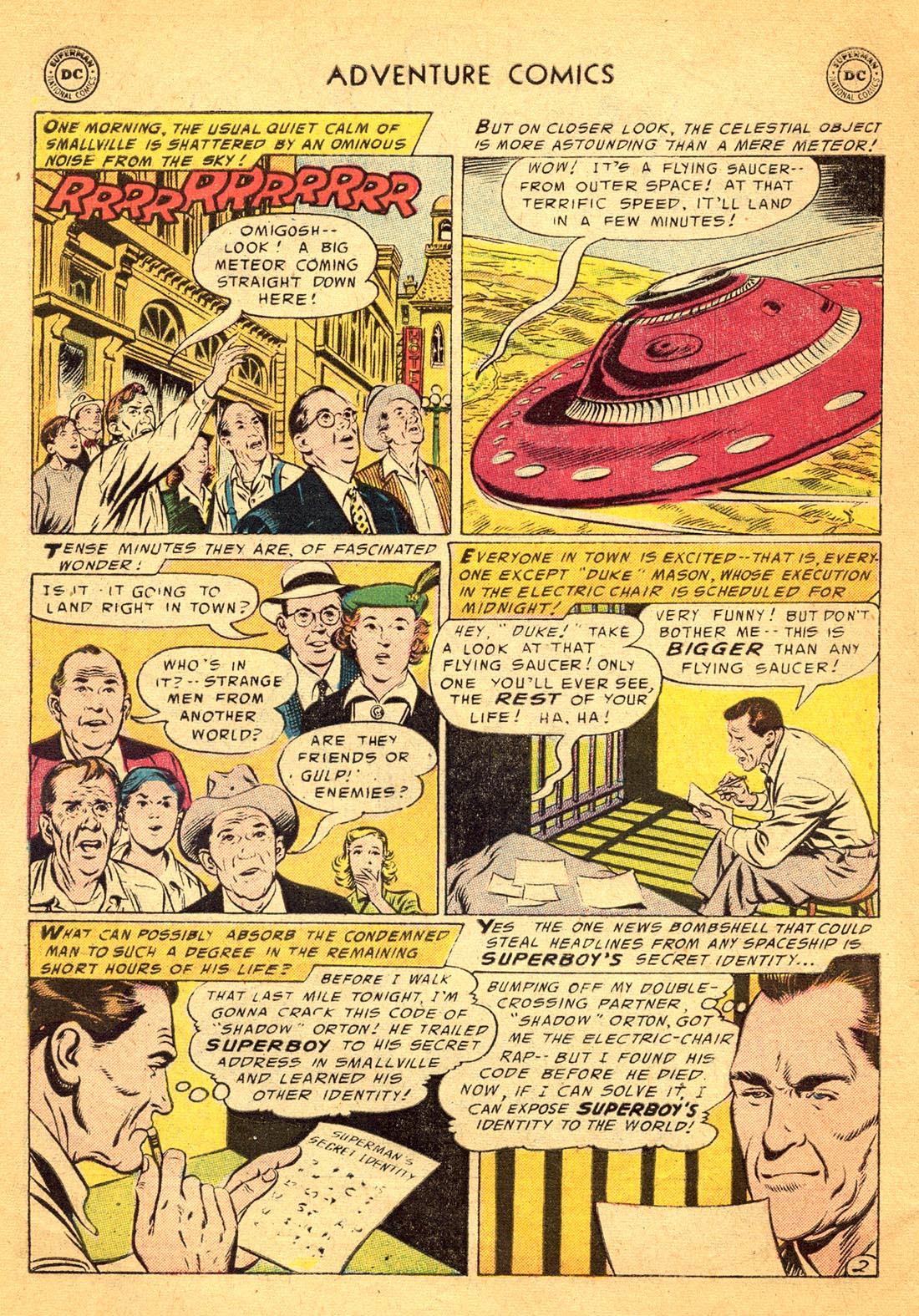 Read online Adventure Comics (1938) comic -  Issue #217 - 4