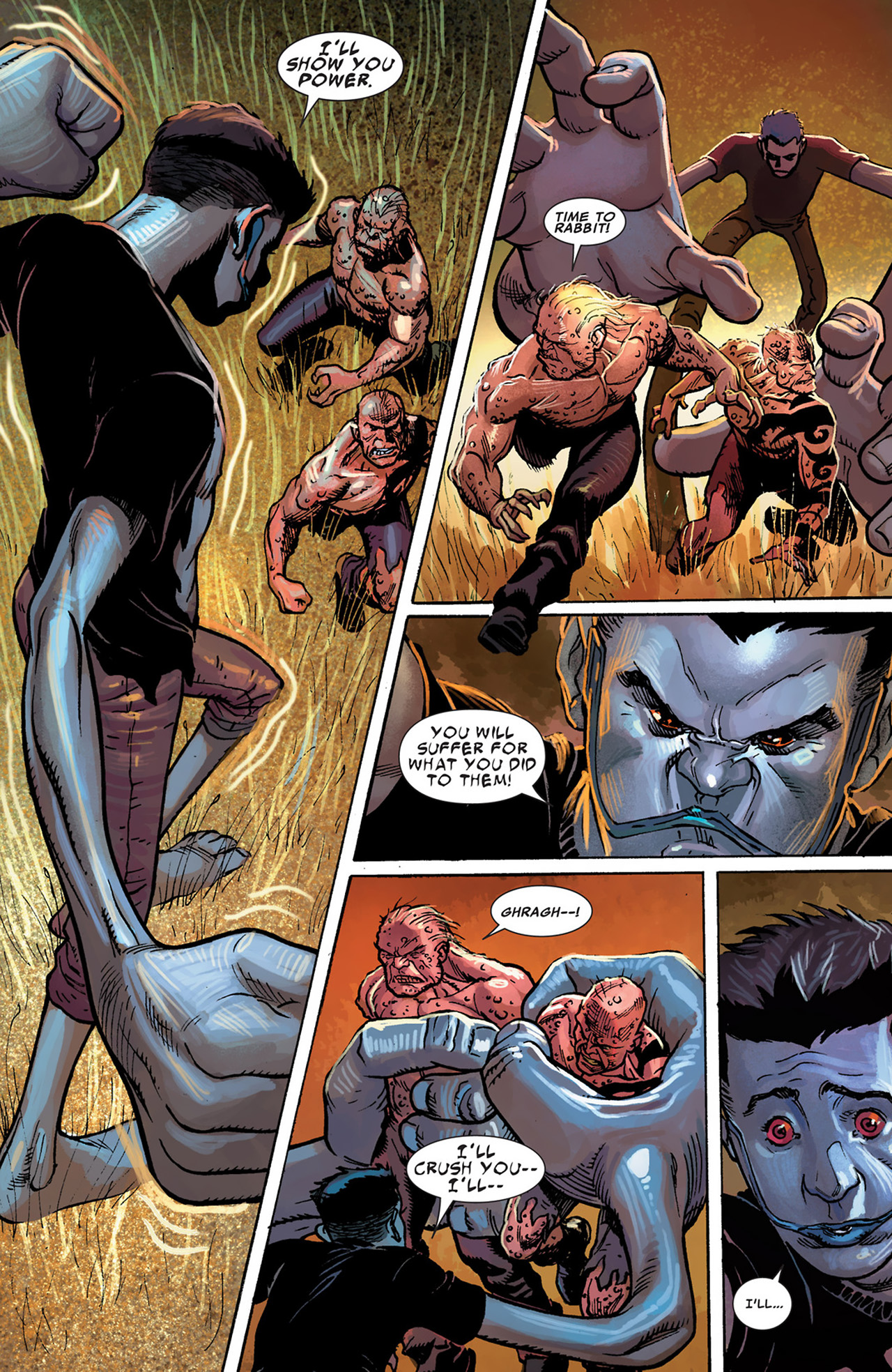 Uncanny X-Force (2010) #30 #32 - English 19