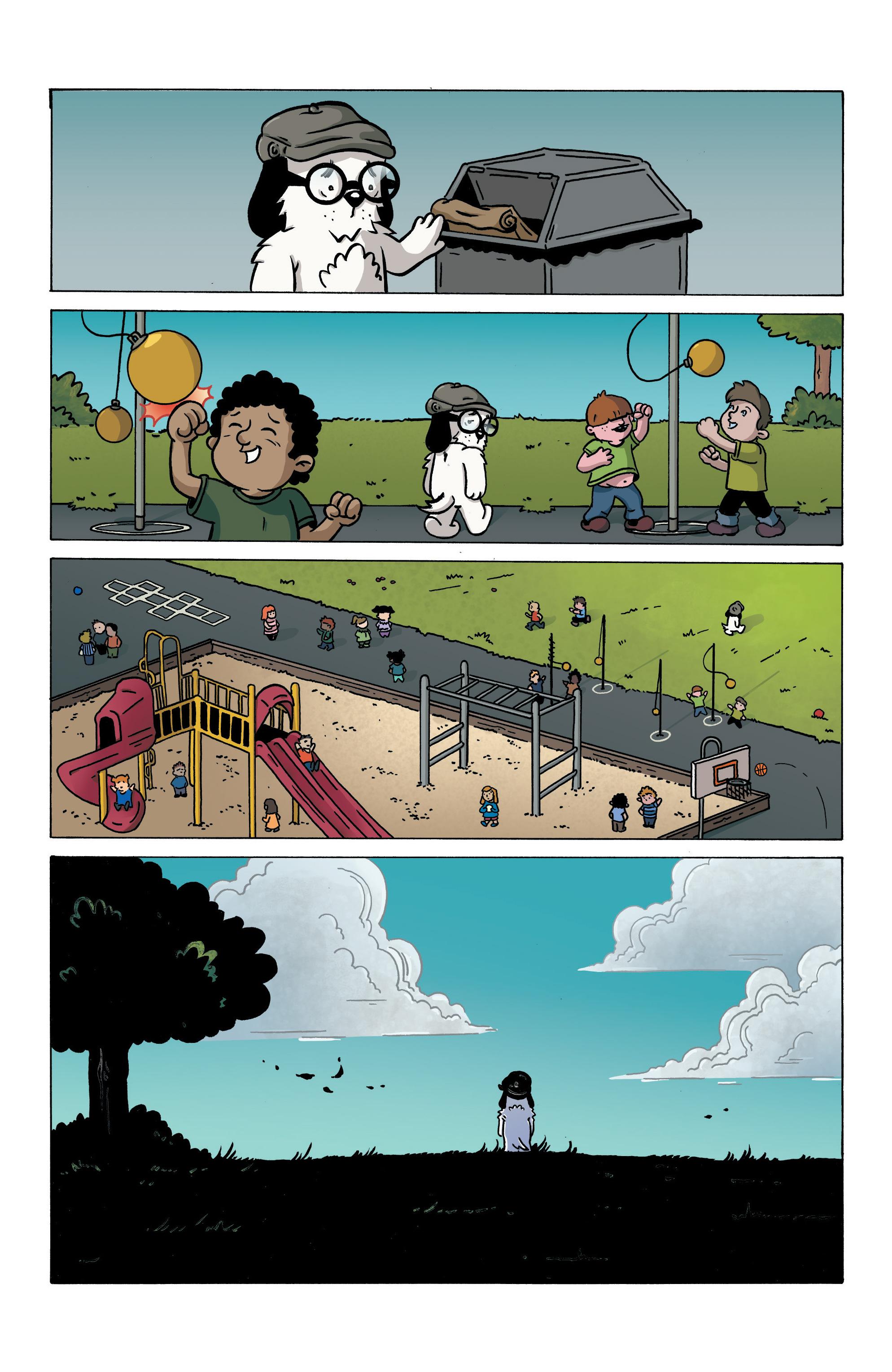Read online Kid Sherlock comic -  Issue #1 - 9
