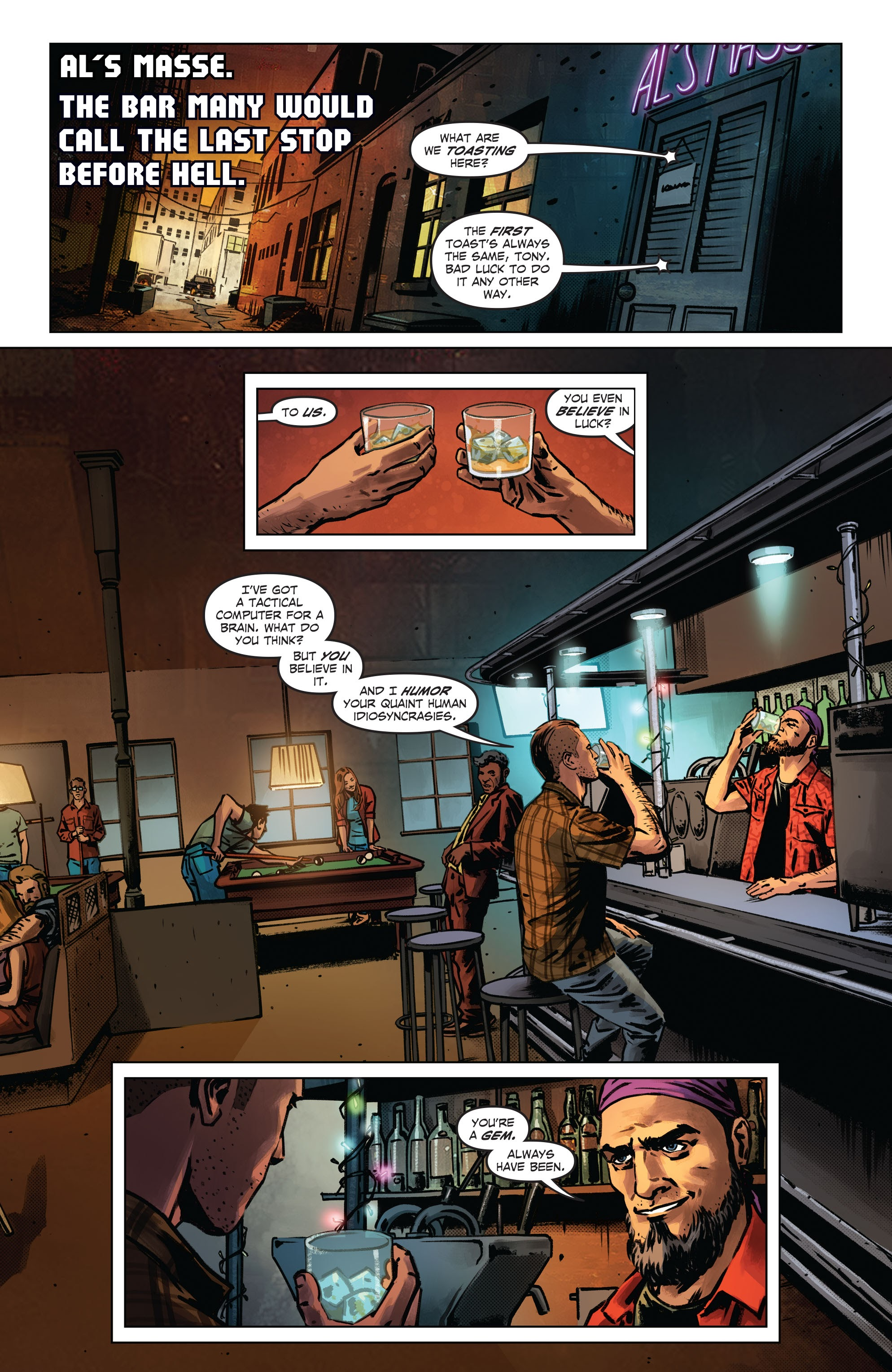 Midnighter and Apollo #_TPB #7 - English 62