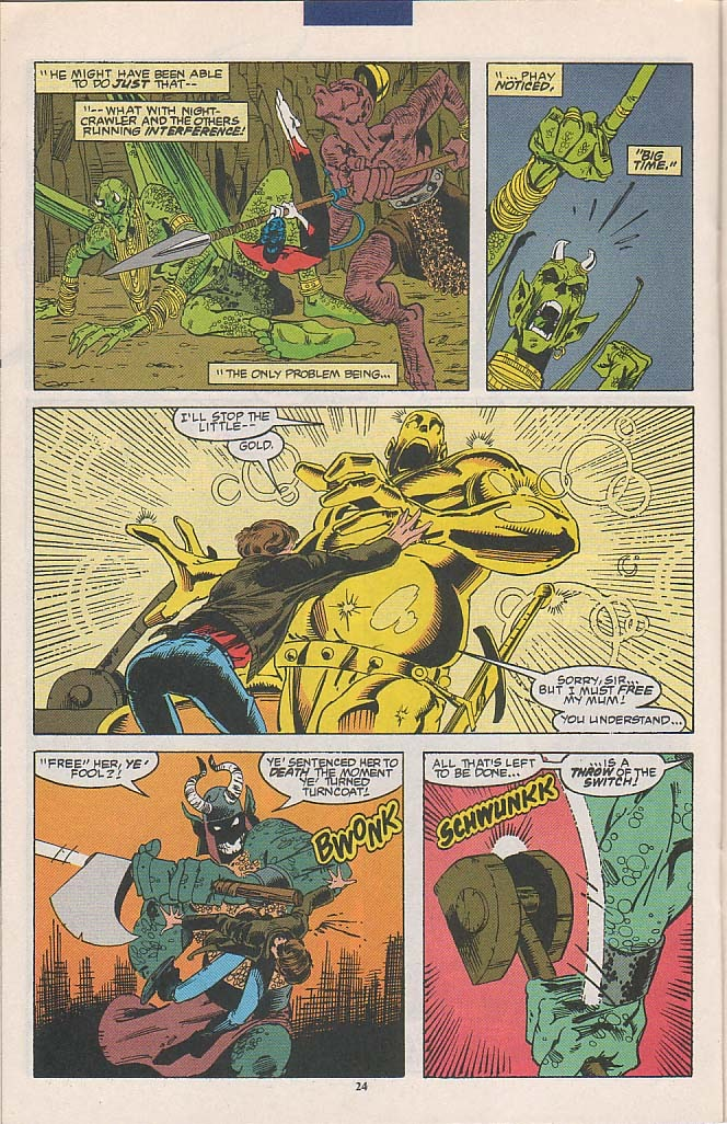 Excalibur (1988) issue 58 - Page 19