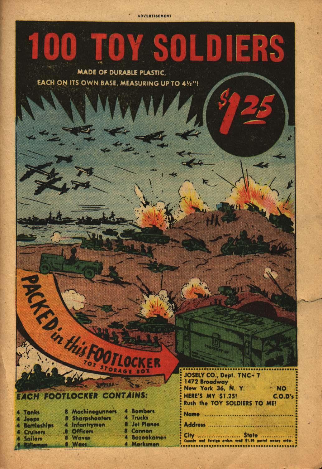 Read online Adventure Comics (1938) comic -  Issue #240 - 25