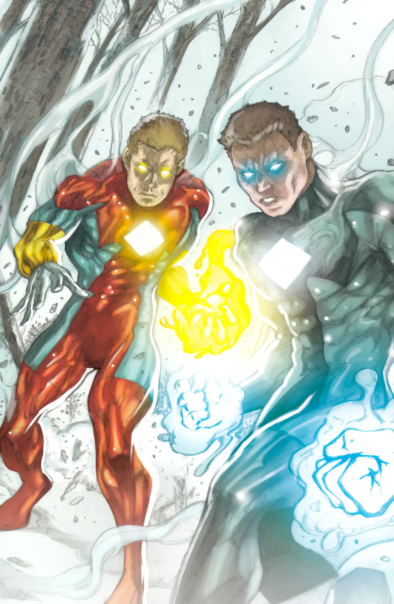 Read online Phoenix comic -  Issue #6 - 13