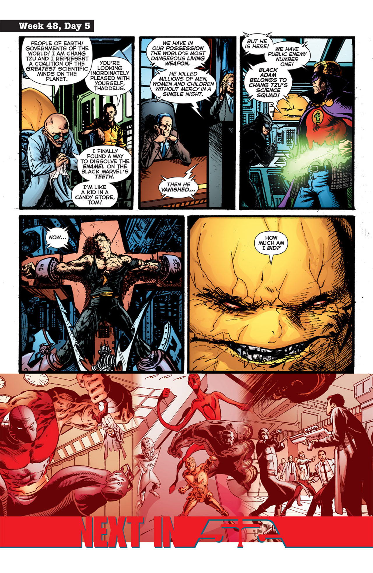 Read online 52 comic -  Issue #48 - 22