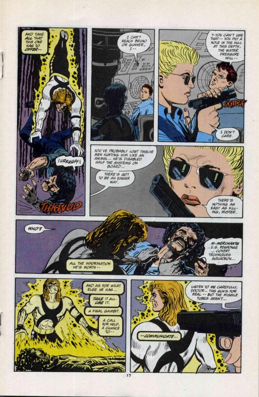 Read online Doctor Zero comic -  Issue #6 - 19