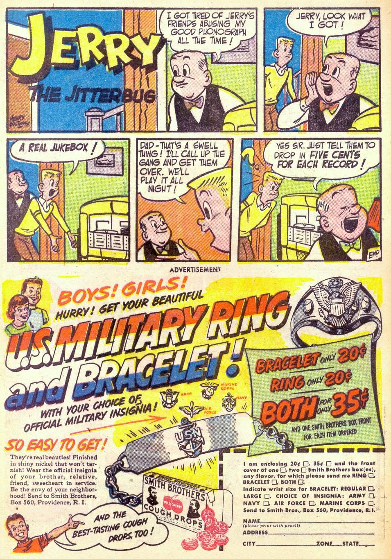 Read online Adventure Comics (1938) comic -  Issue #172 - 41