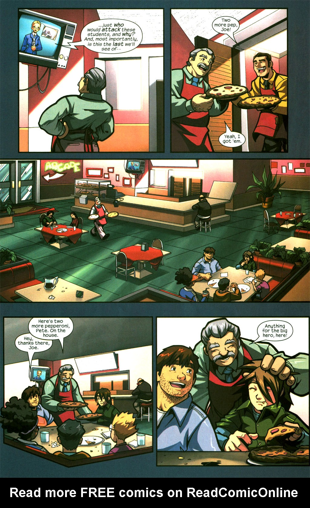 Read online Sentinel comic -  Issue #6 - 18
